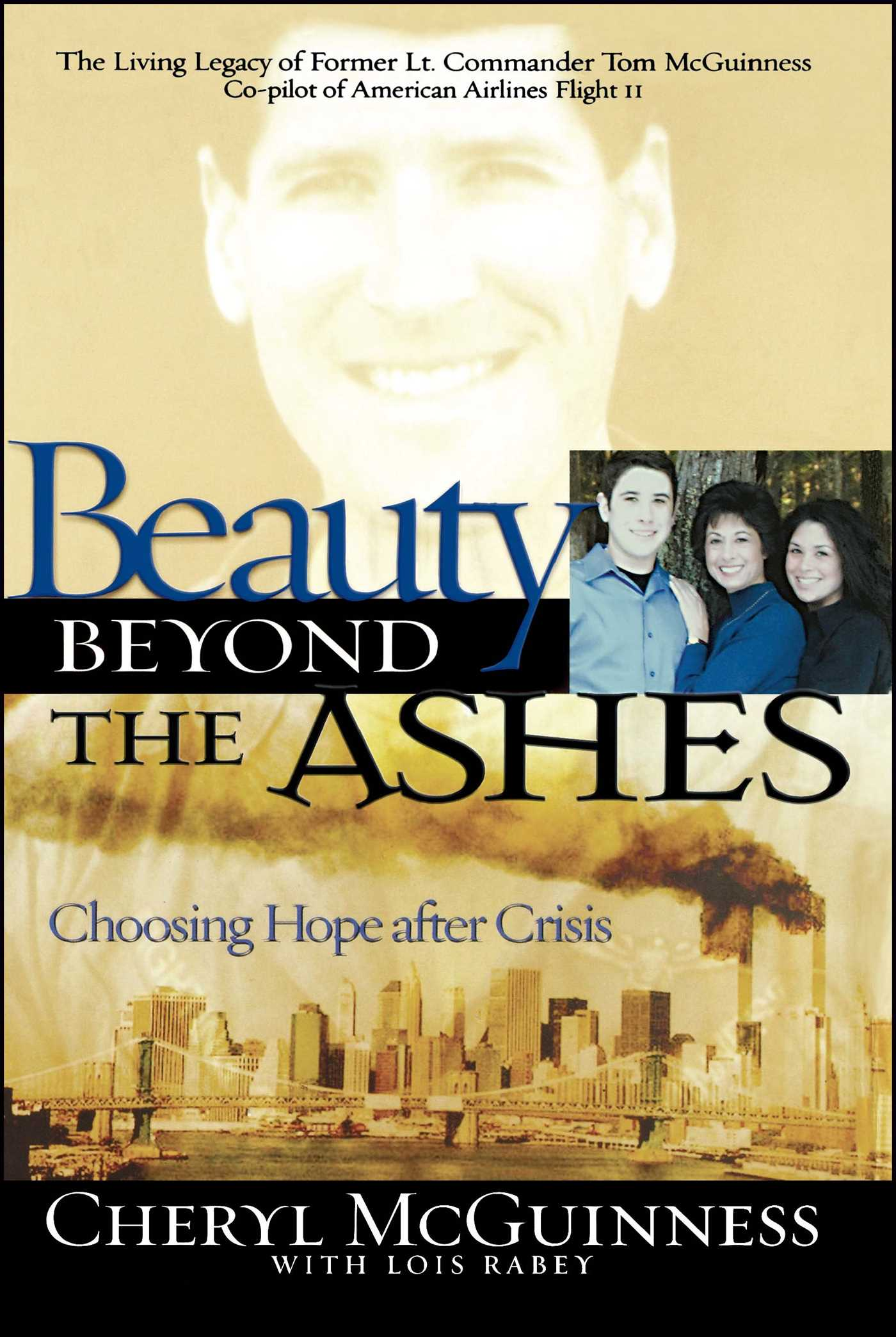 Beauty beyond the ashes 9781439124253 hr