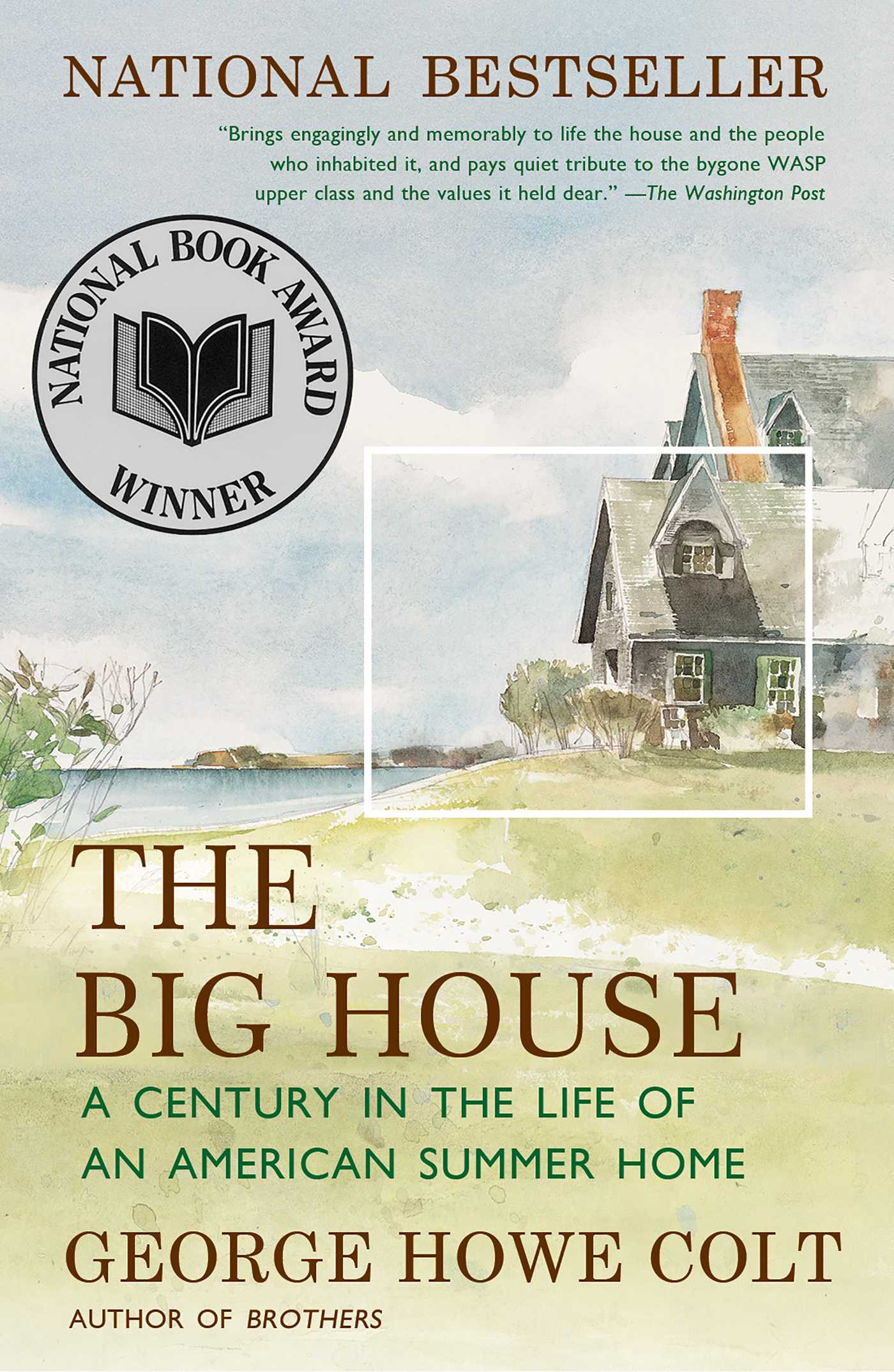 The big house 9781439124918 hr