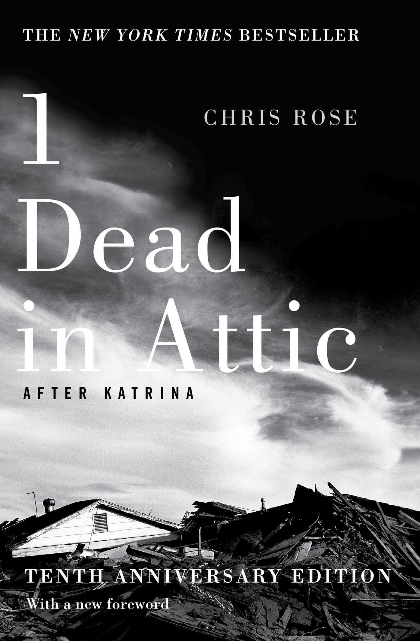 1 dead in attic 9781439126240 hr