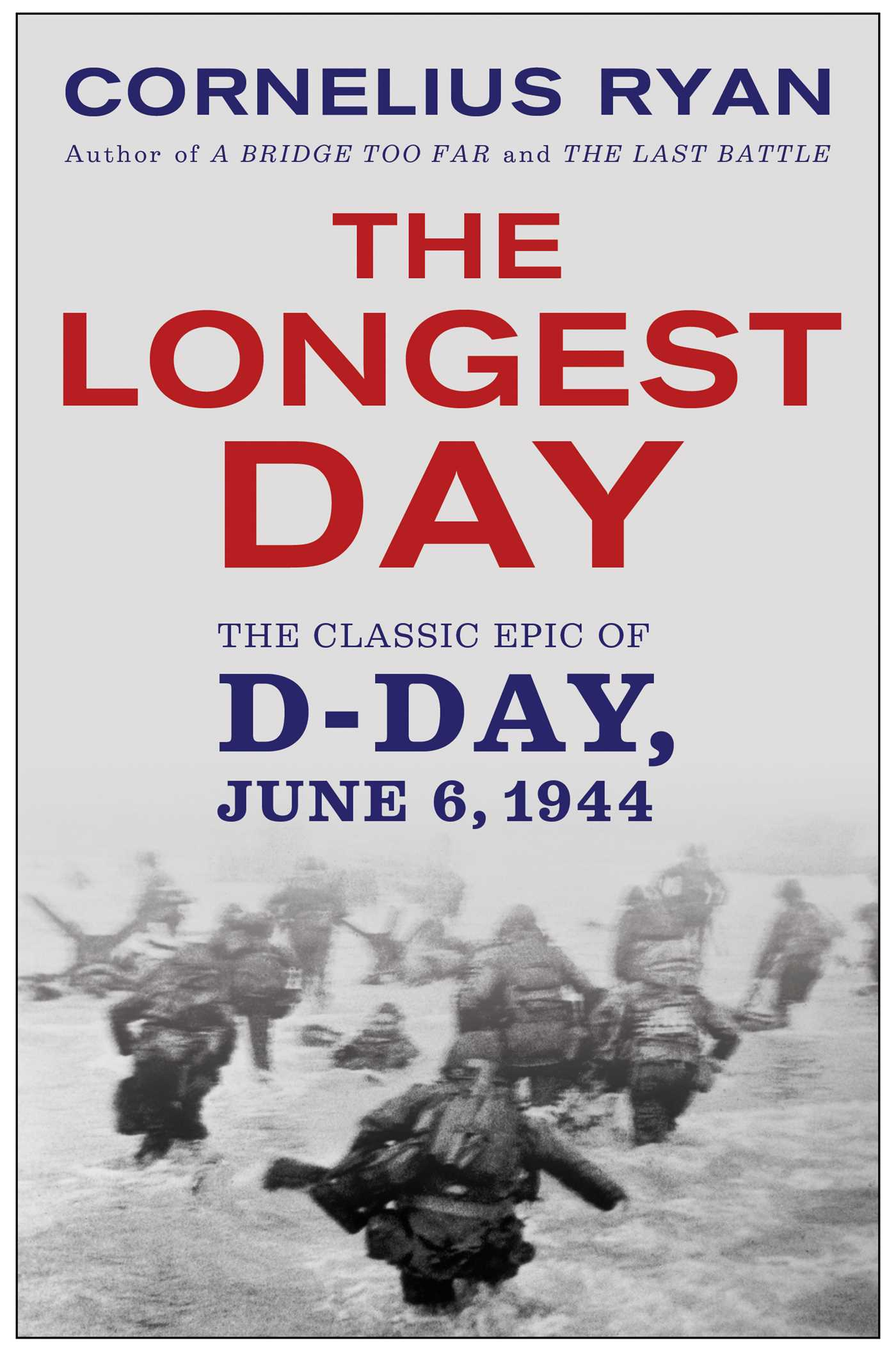 The longest day 9781439126462 hr