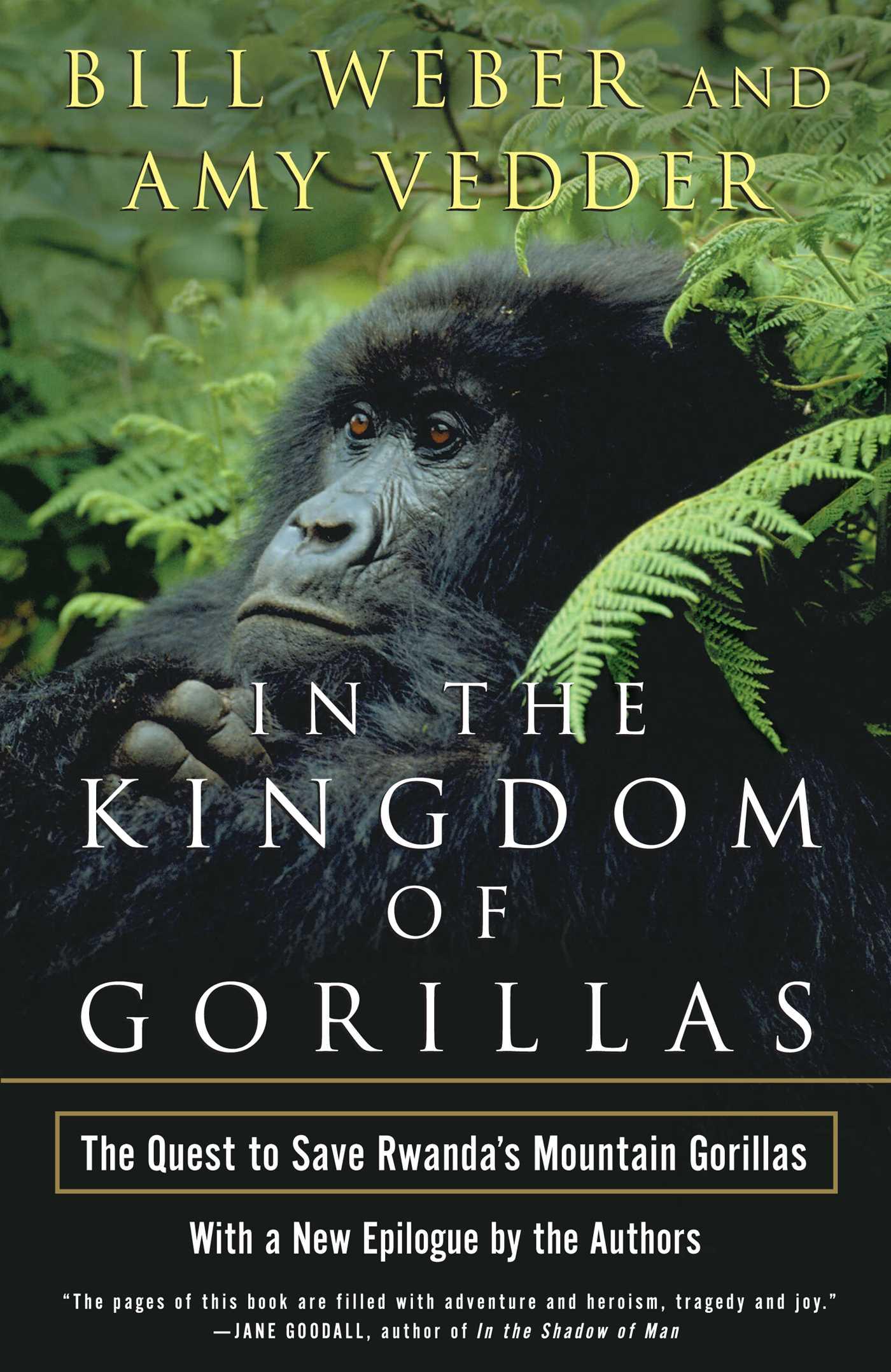 In the kingdom of gorillas 9781439128534 hr