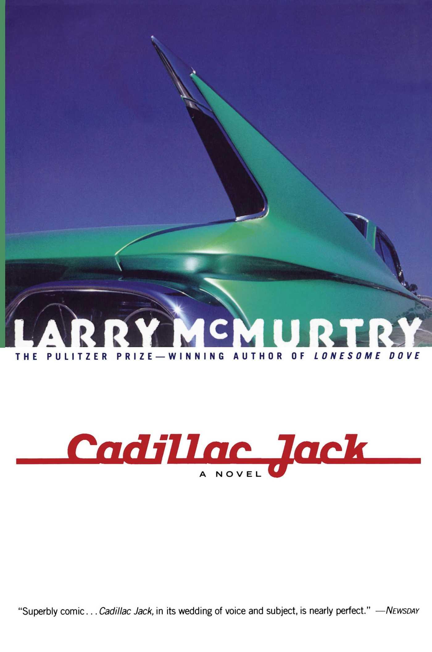 Cadillac jack 9781439129005 hr