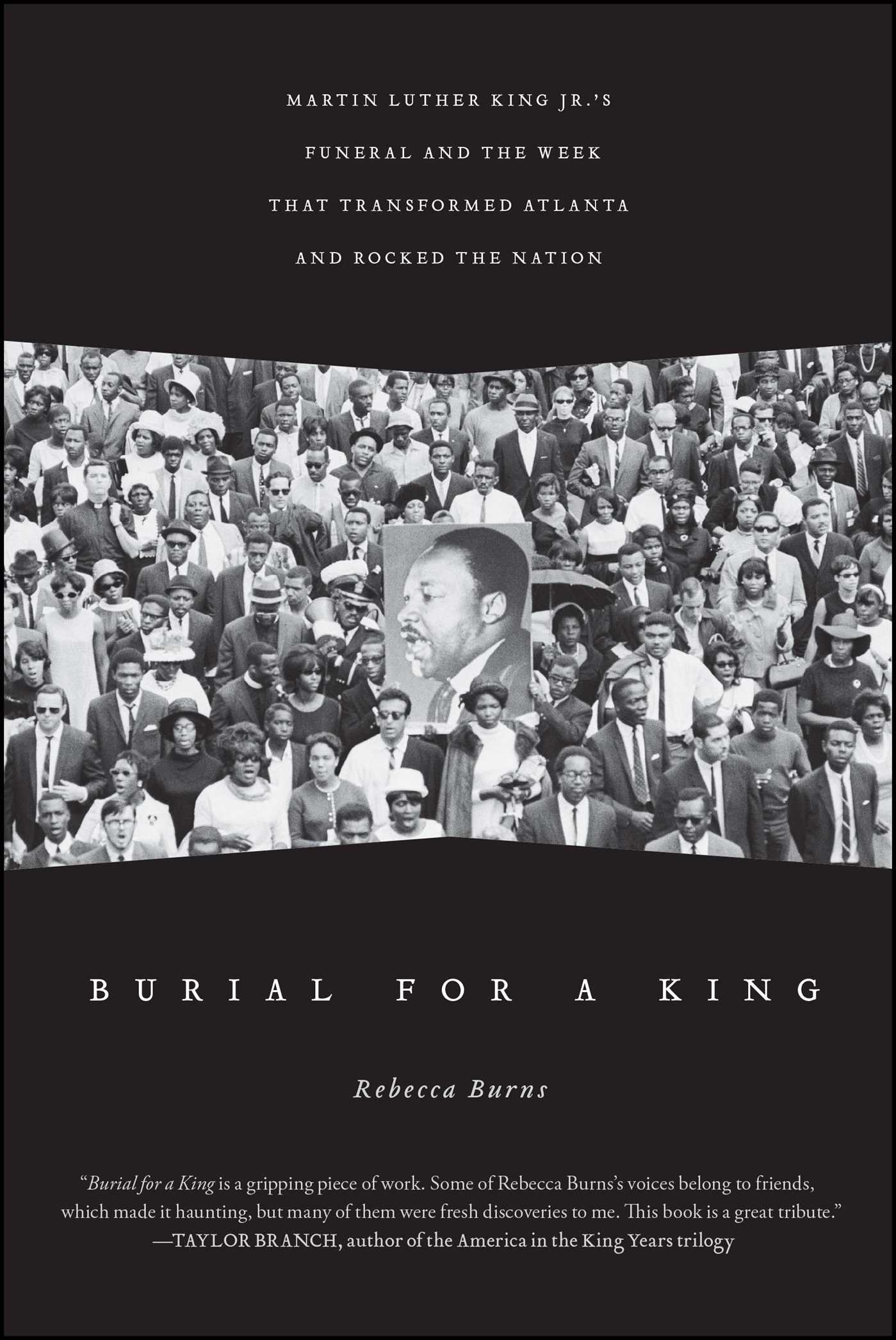 Burial for a king 9781439130575 hr