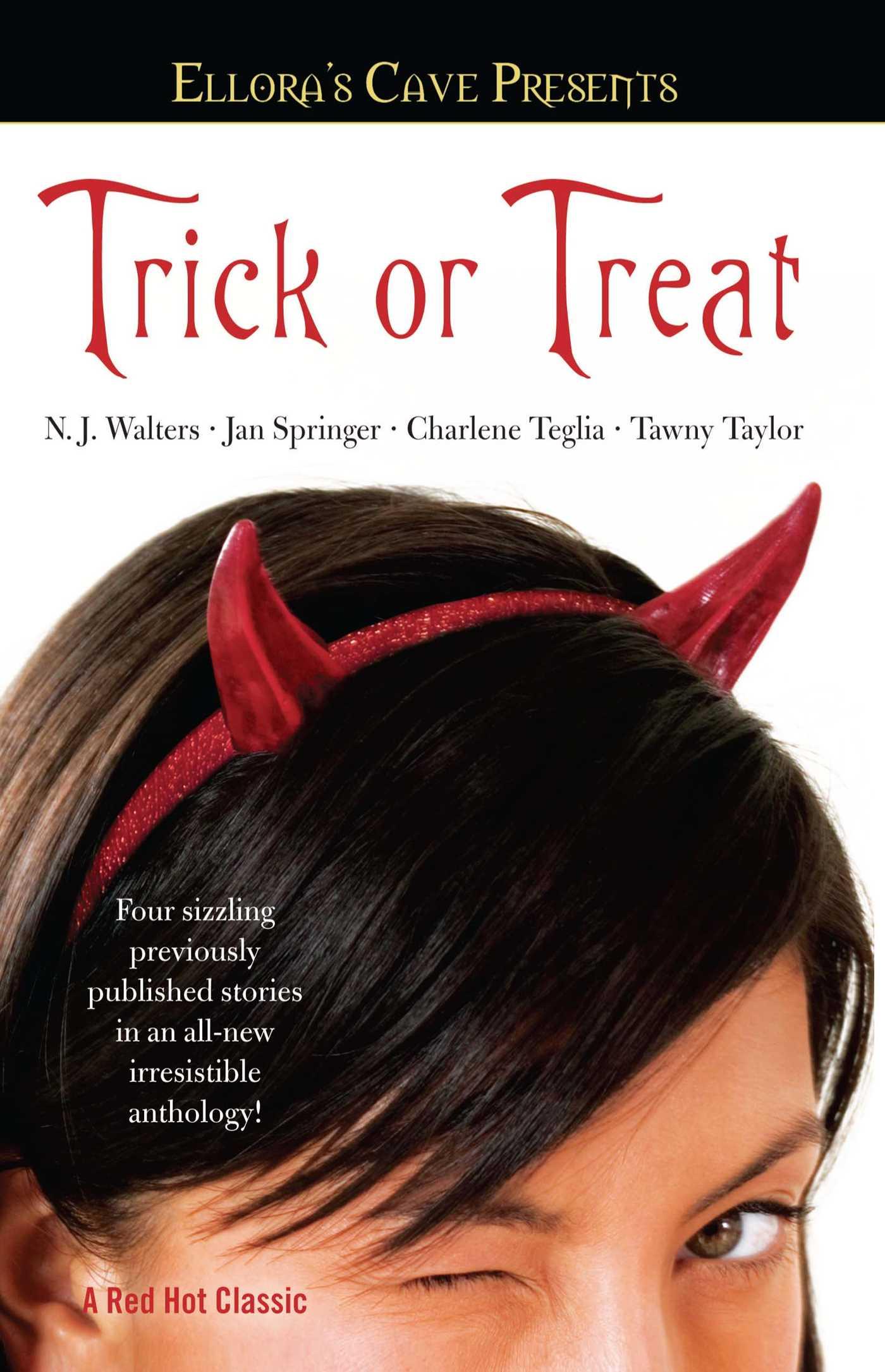Trick or treat 9781439131558 hr