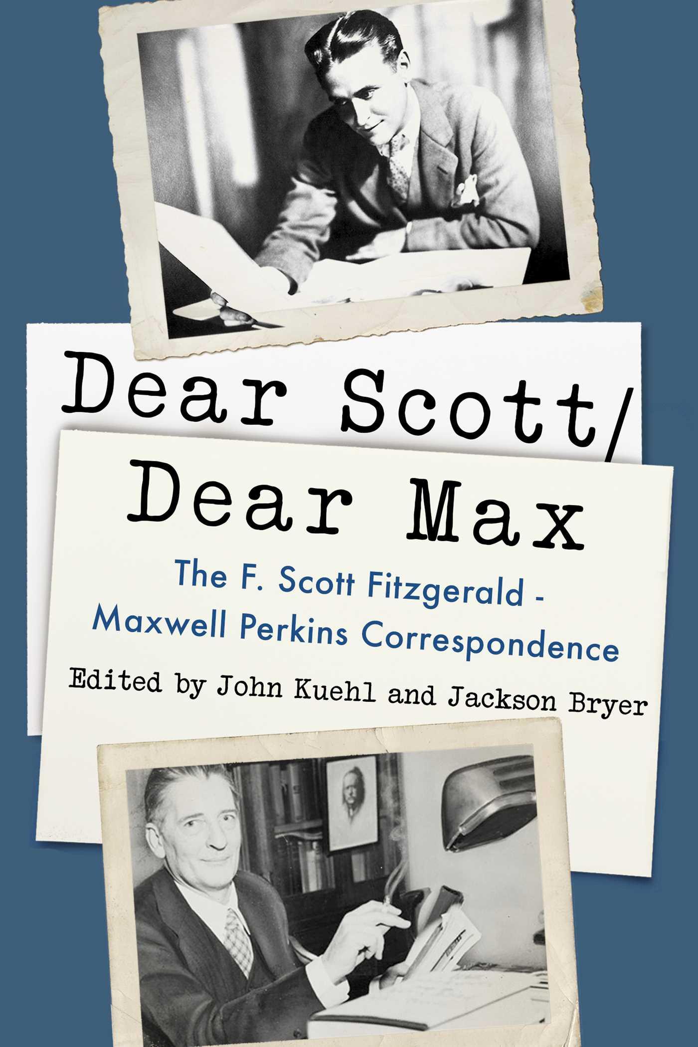 Dear scott dear max 9781439131701 hr