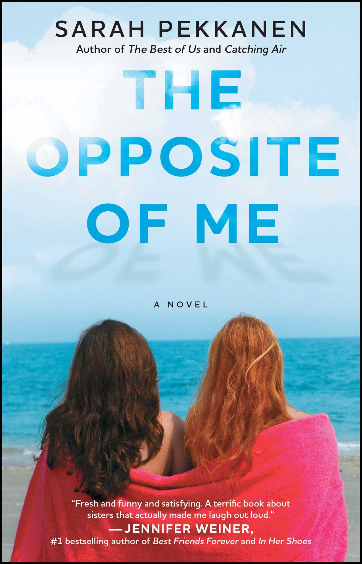 The opposite of me 9781439134757 hr