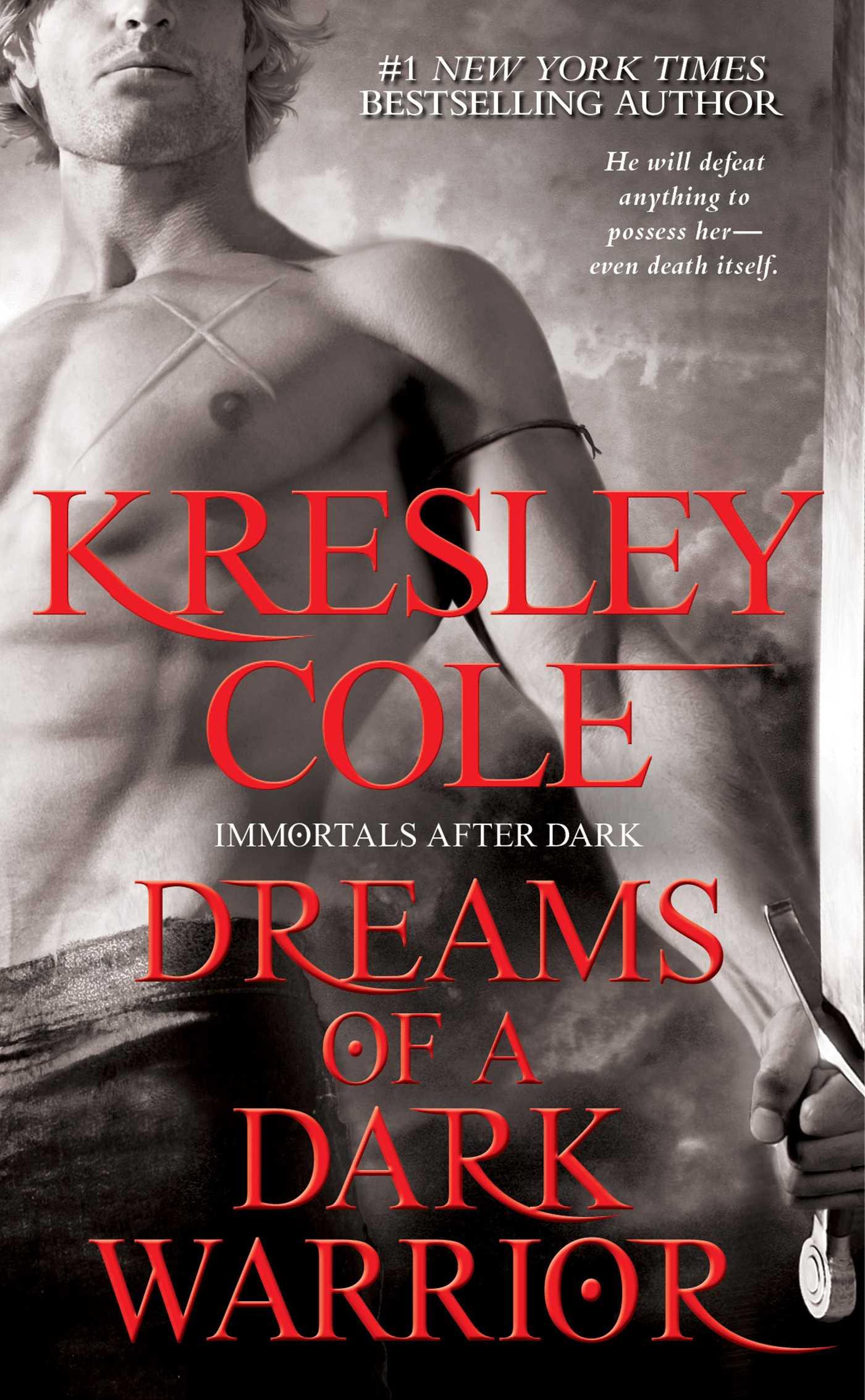 Book Cover Image (jpg): Dreams of a Dark Warrior