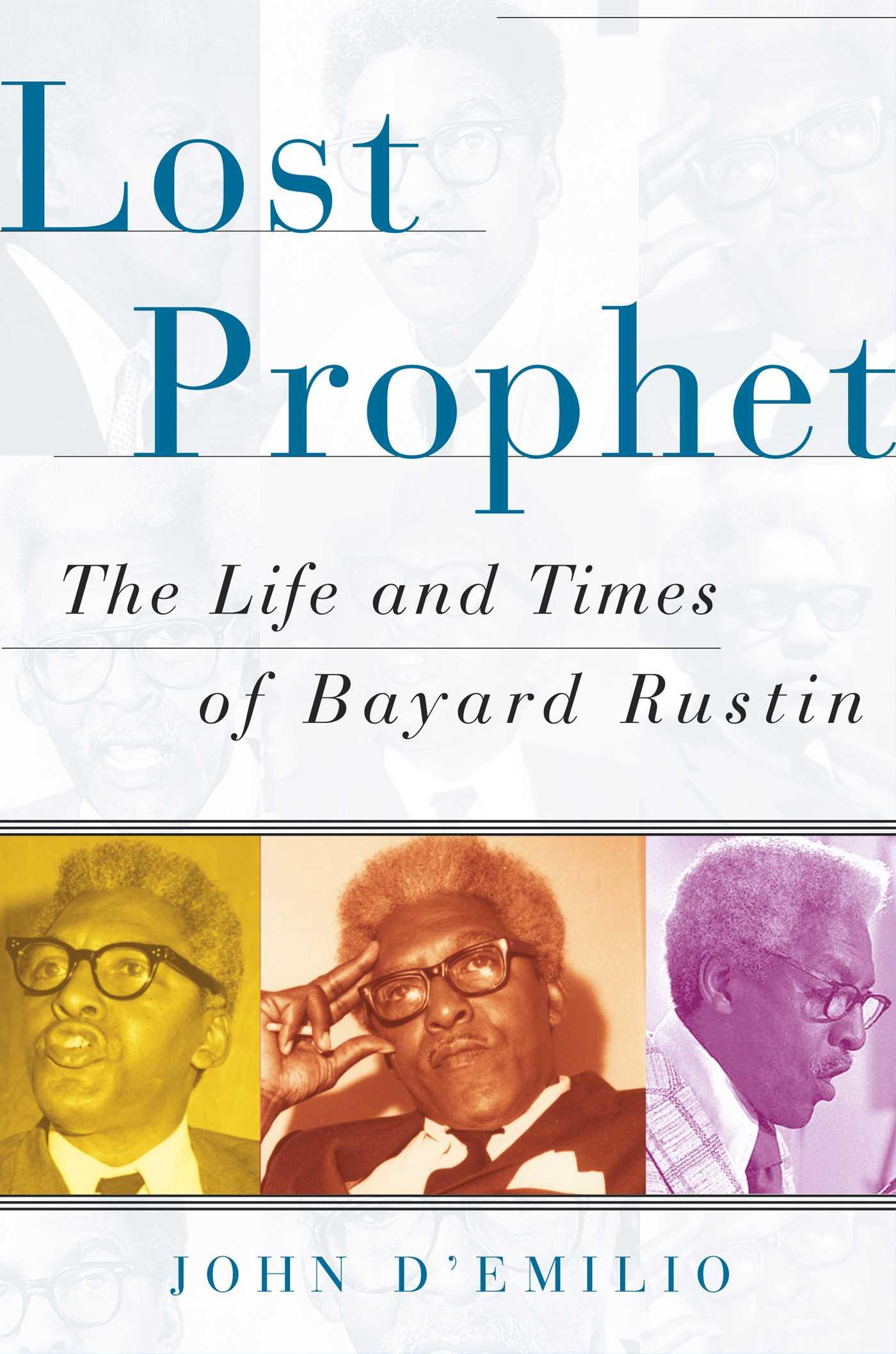 Lost prophet 9781439137482 hr
