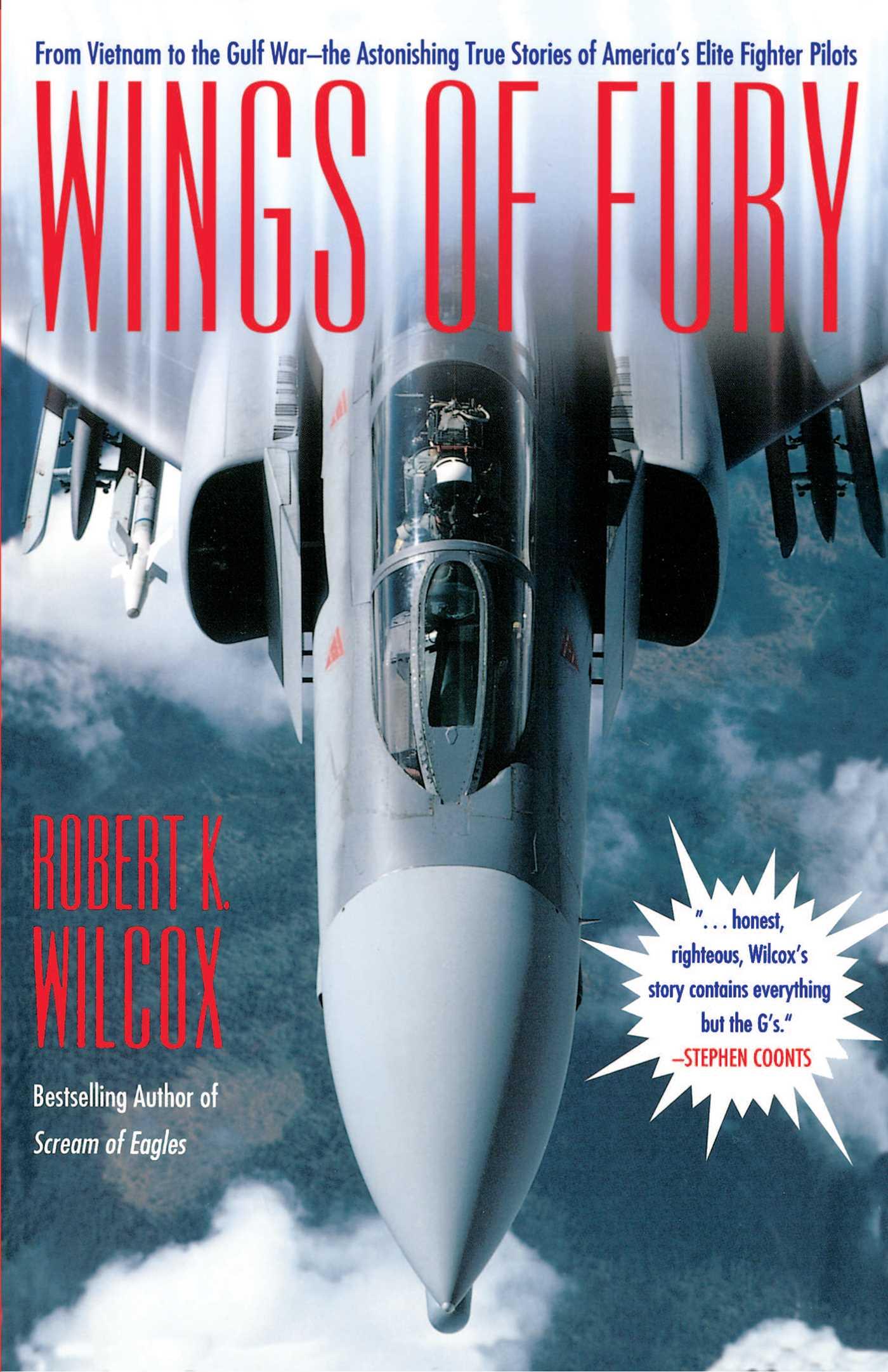 Wings of fury 9781439139561 hr