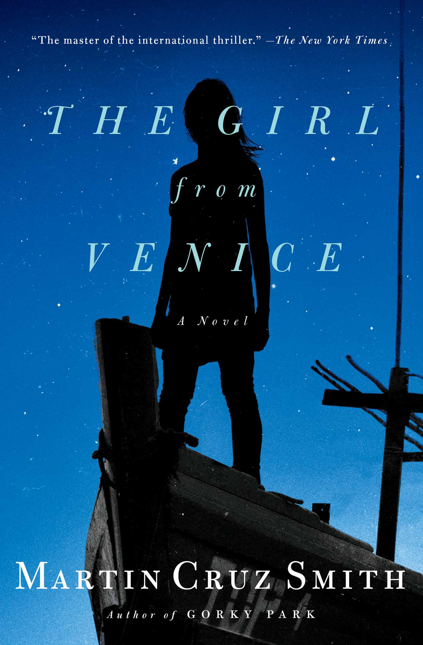 The girl from venice 9781439140246 hr