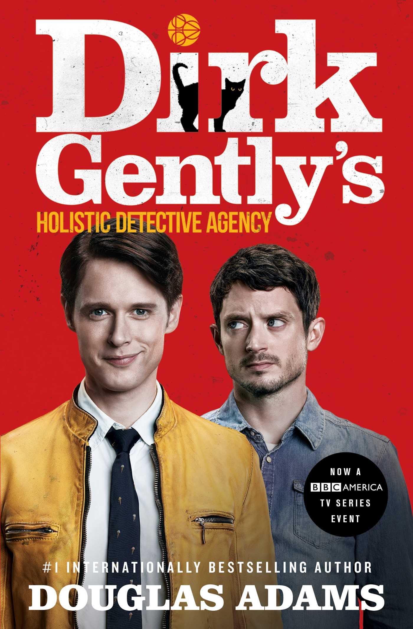 Dirk gentlys holistic detective agency 9781439140611 hr