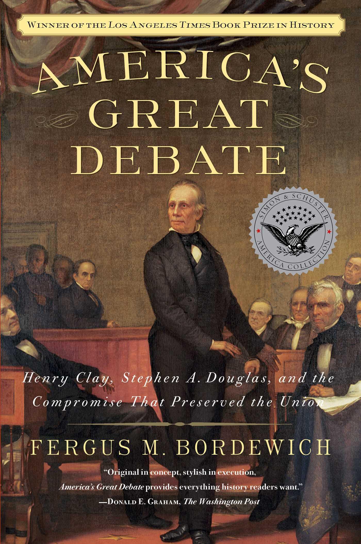 Americas great debate 9781439141687 hr