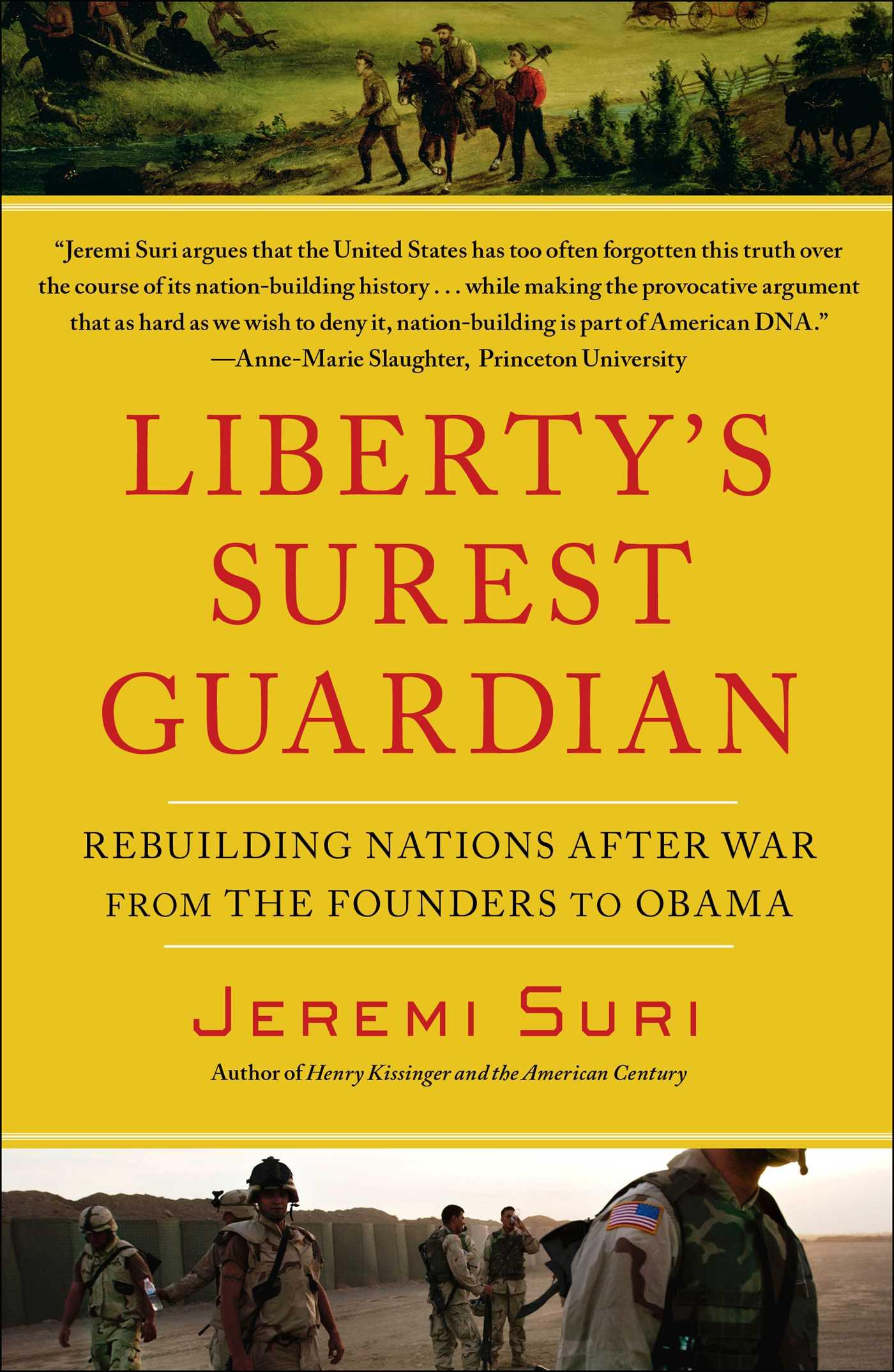 Libertys surest guardian 9781439141700 hr