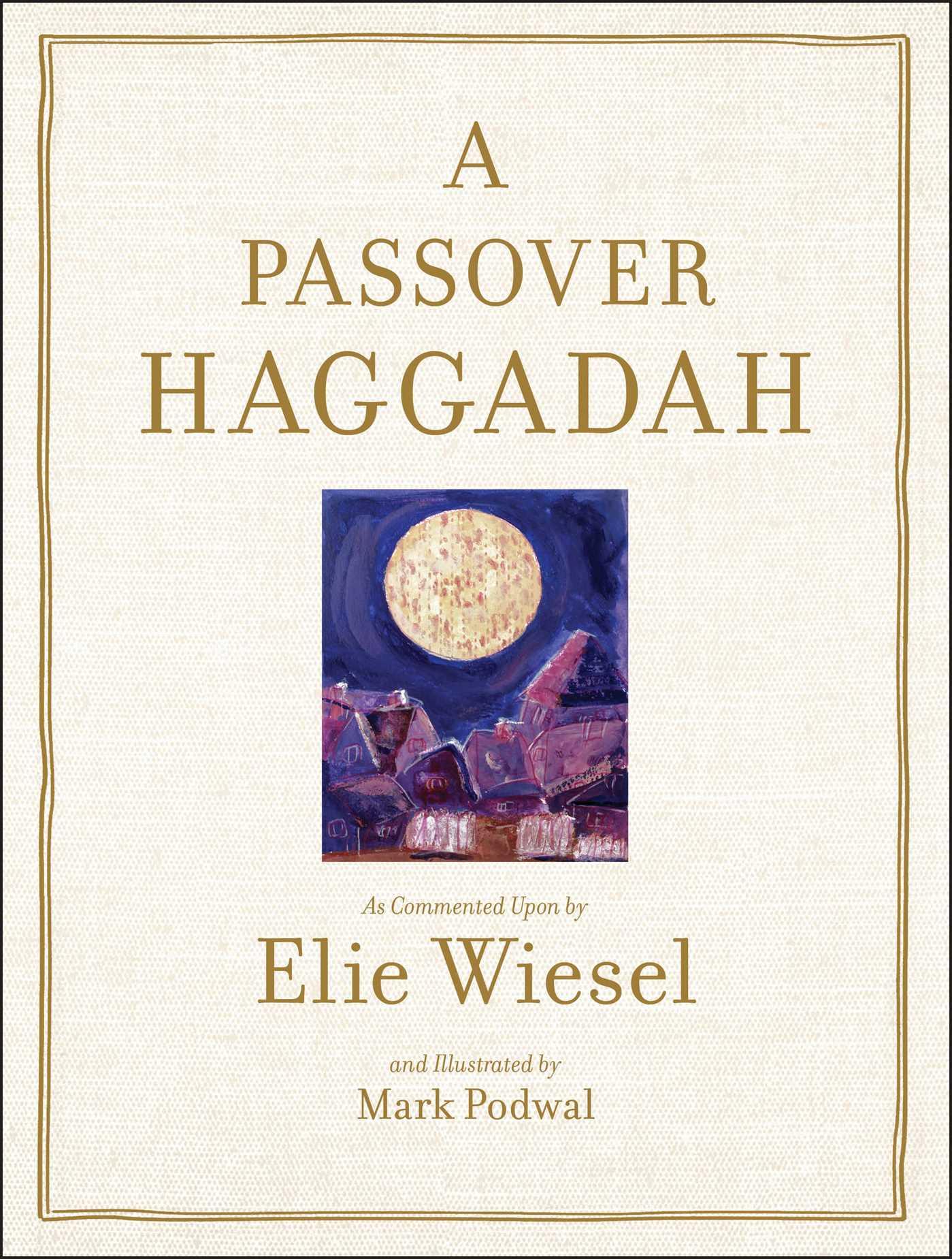 Passover haggadah 9781439142257 hr