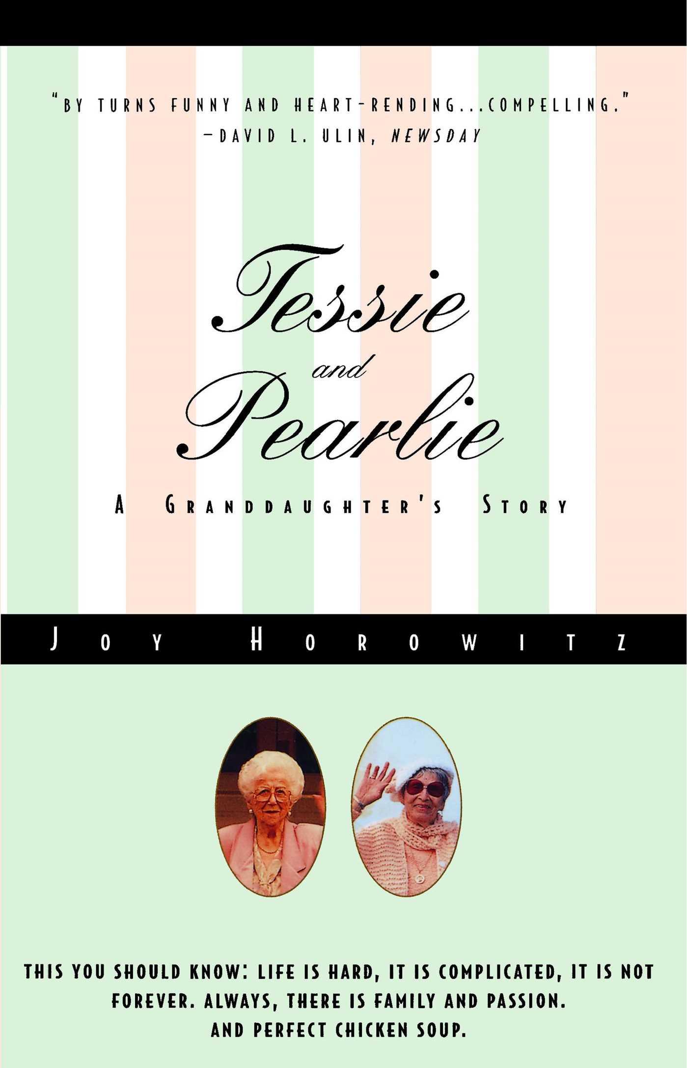 Tessie and pearlie 9781439143353 hr