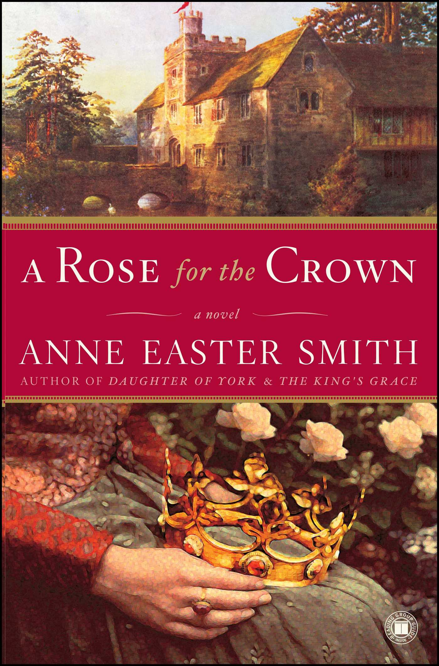 A rose for the crown 9781439144497 hr