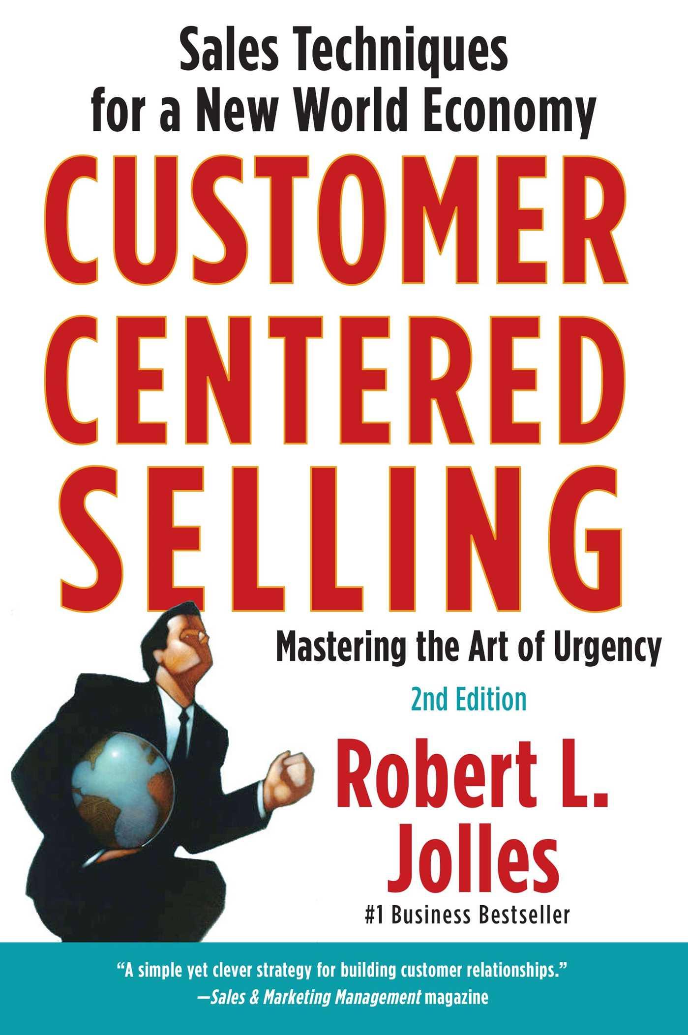 Customer centered selling 9781439144633 hr
