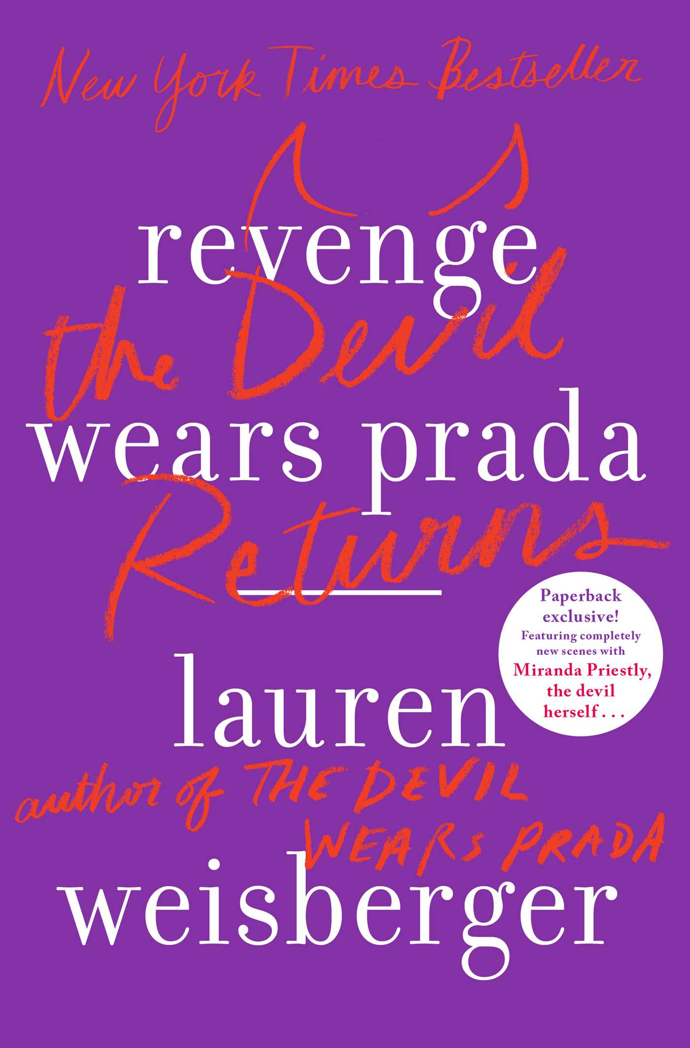 Revenge wears prada 9781439146958 hr
