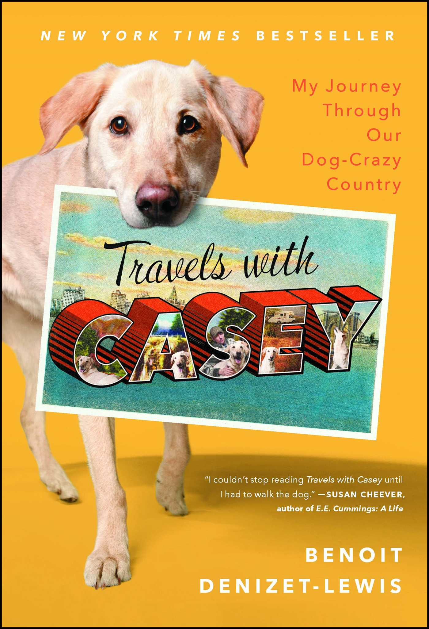 Travels with casey 9781439146965 hr