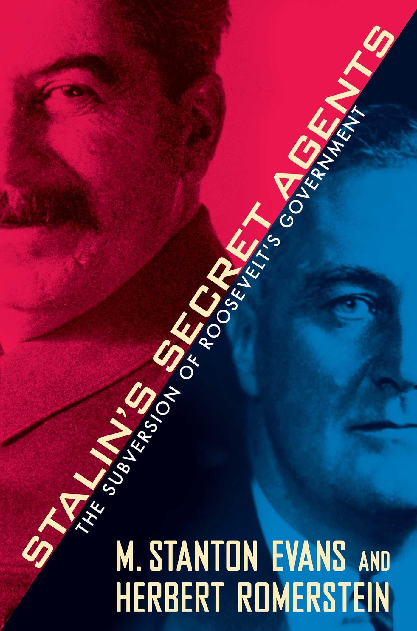 Stalins secret agents 9781439147702 hr