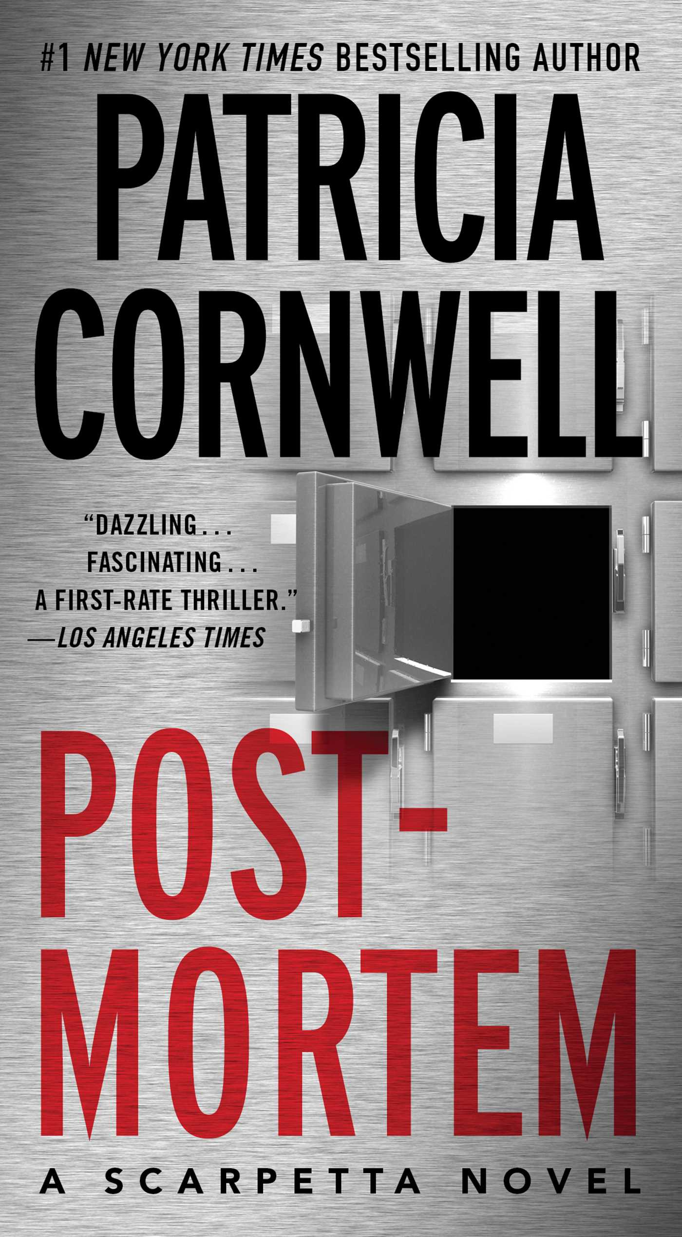 Postmortem | Book by Patricia Cornwell | Official