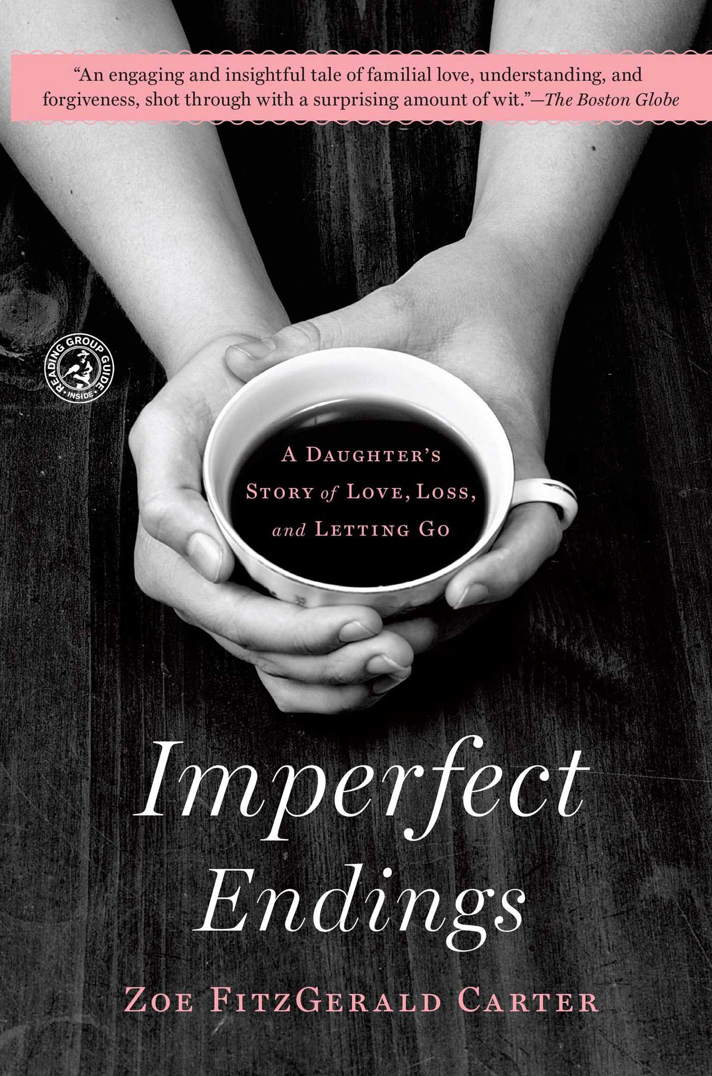 Imperfect endings 9781439148310 hr