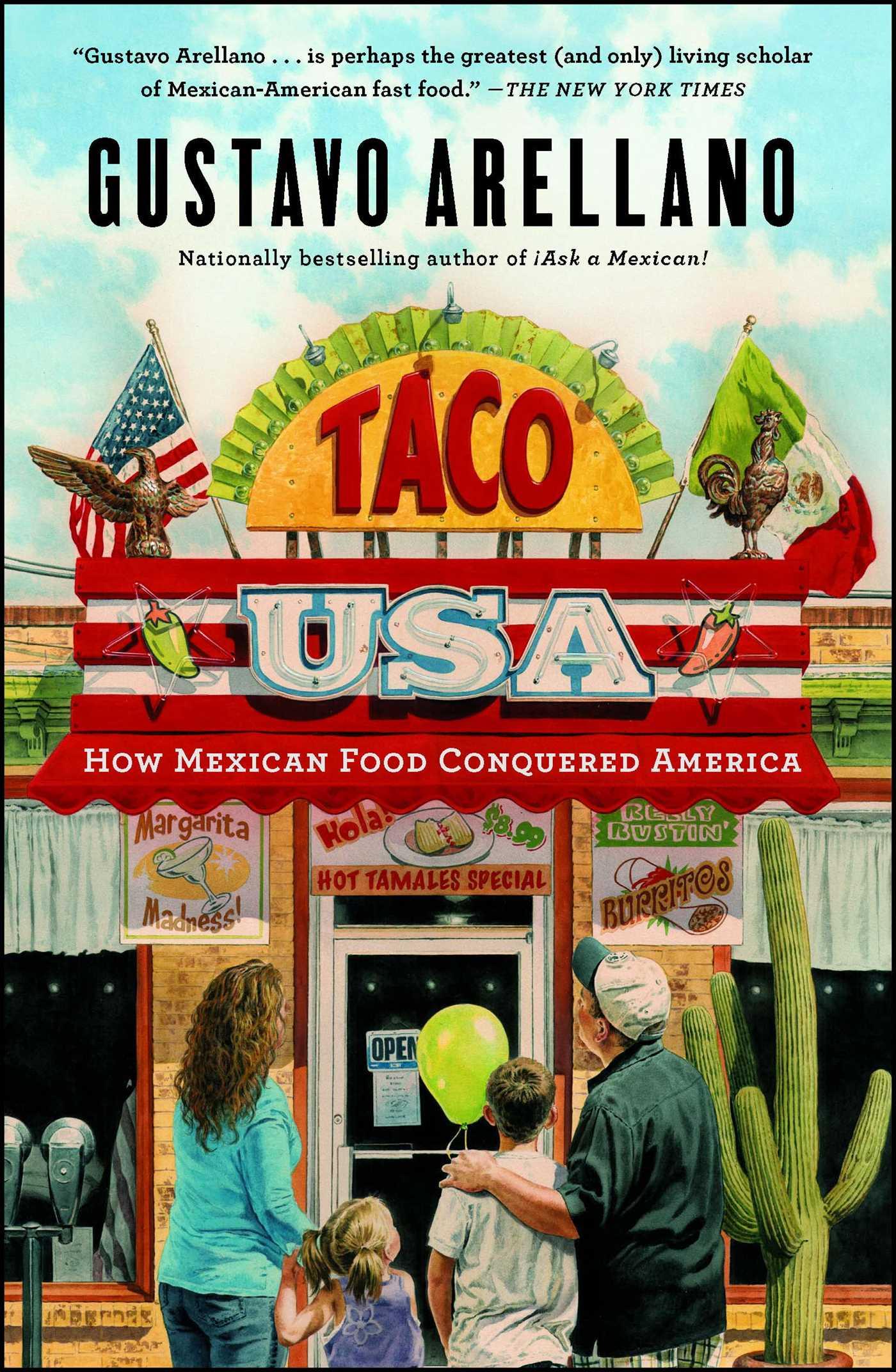 Taco usa 9781439148624 hr