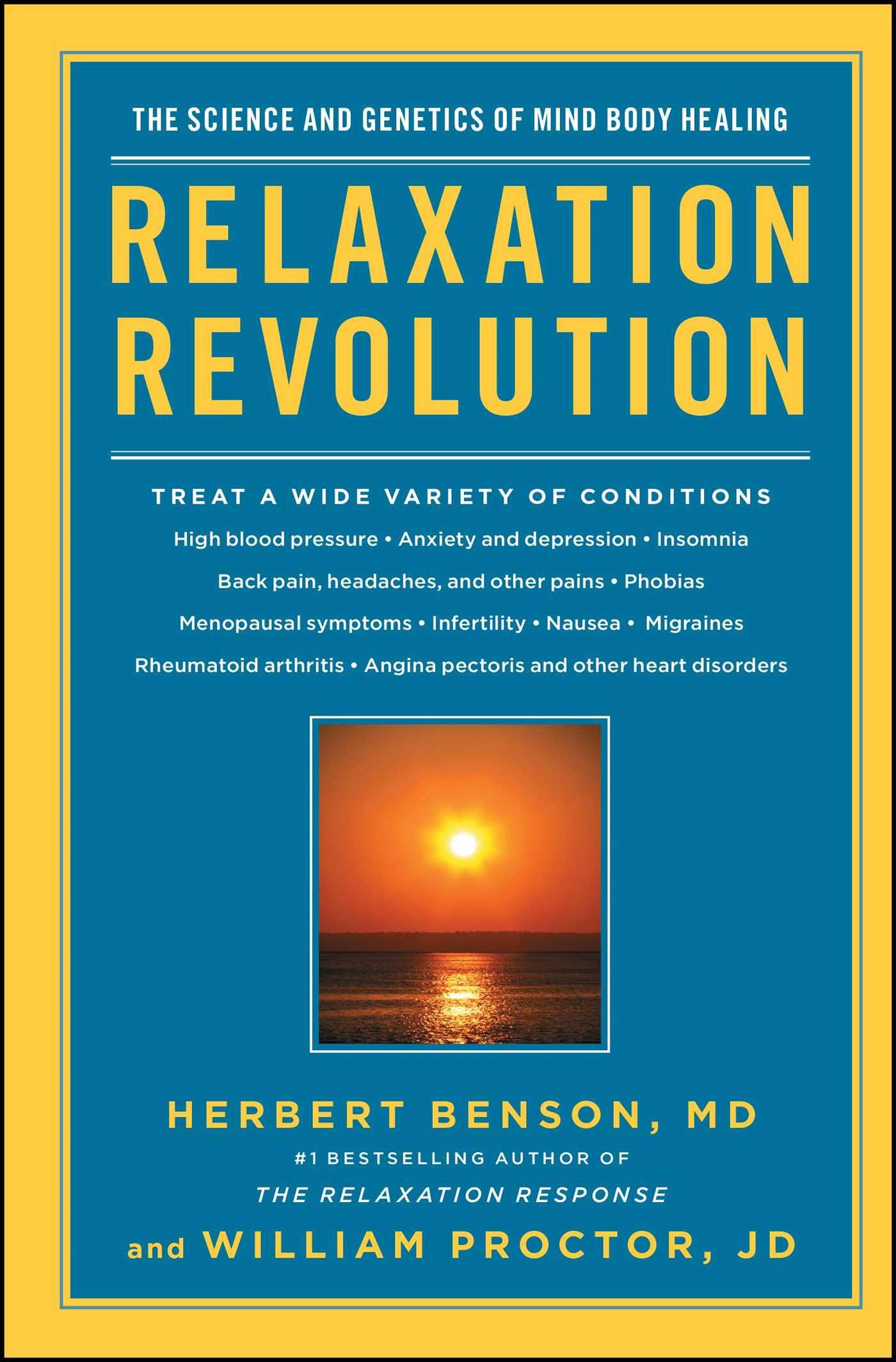 Relaxation revolution 9781439148662 hr