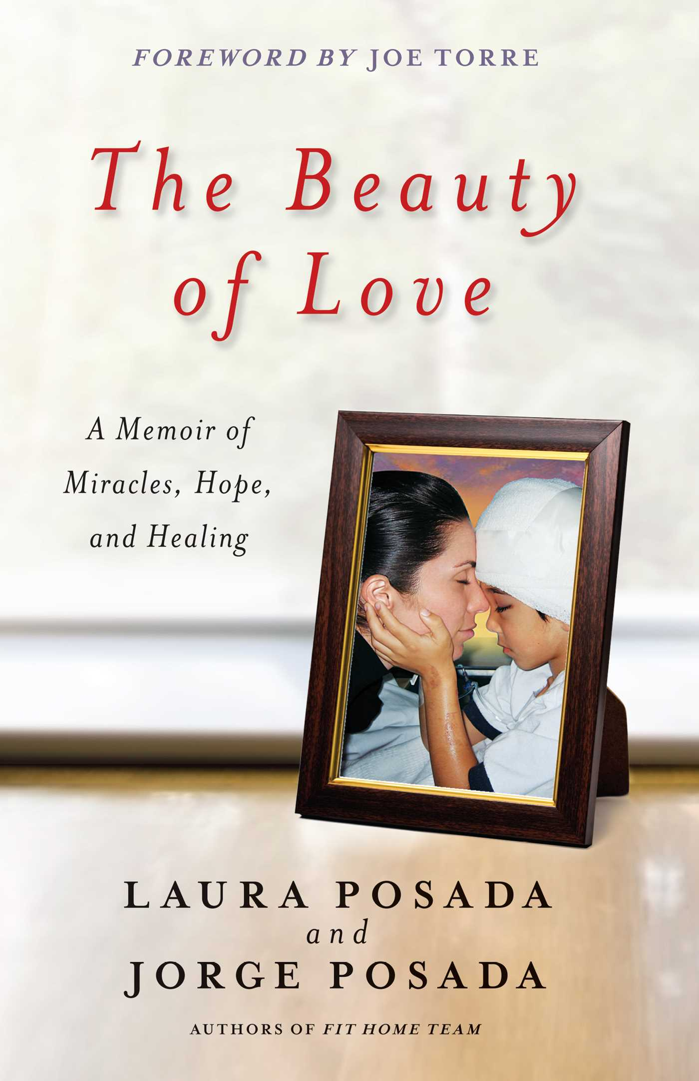 The beauty of love 9781439149676 hr