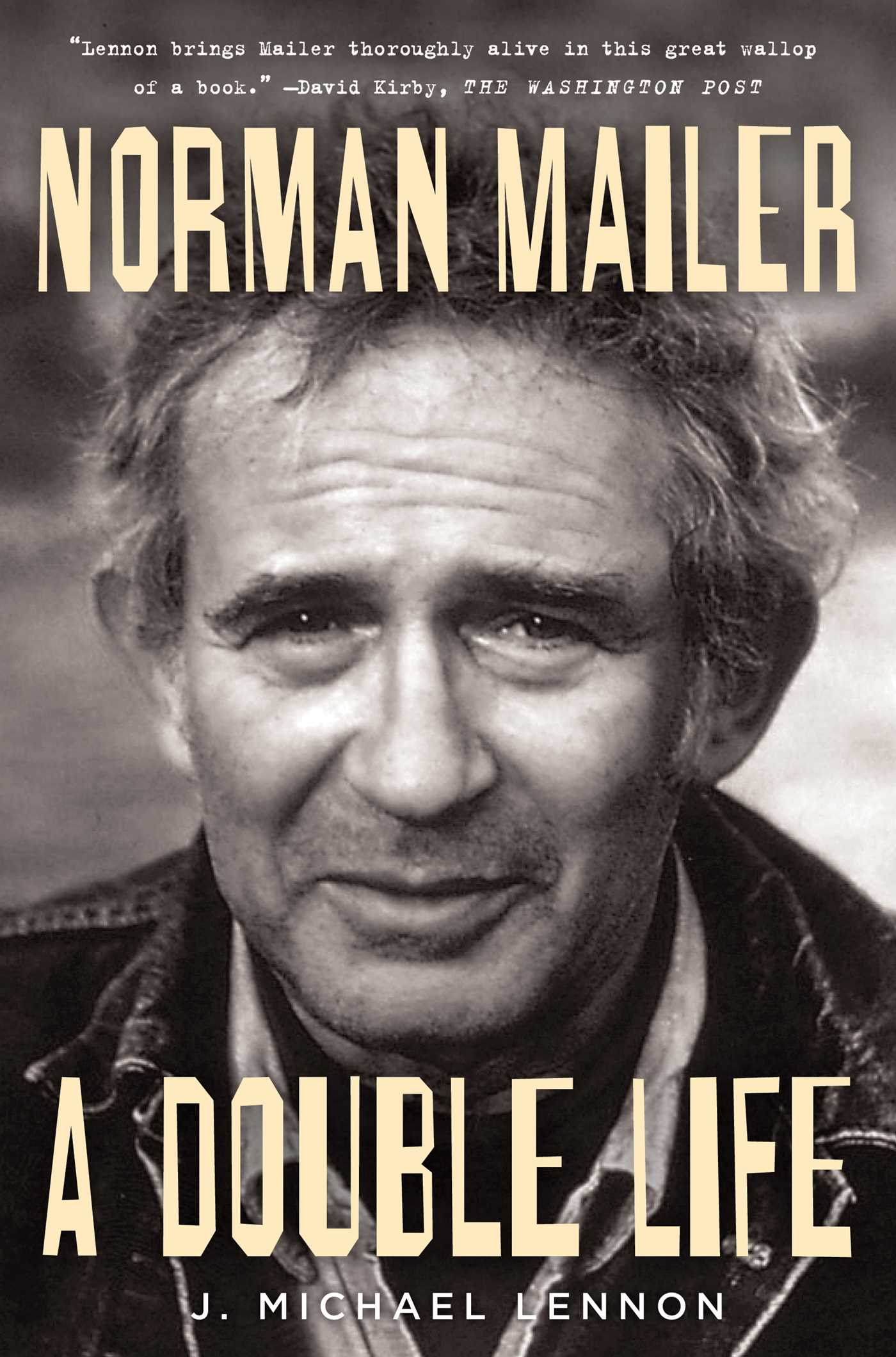 Norman mailer a double life 9781439150214 hr