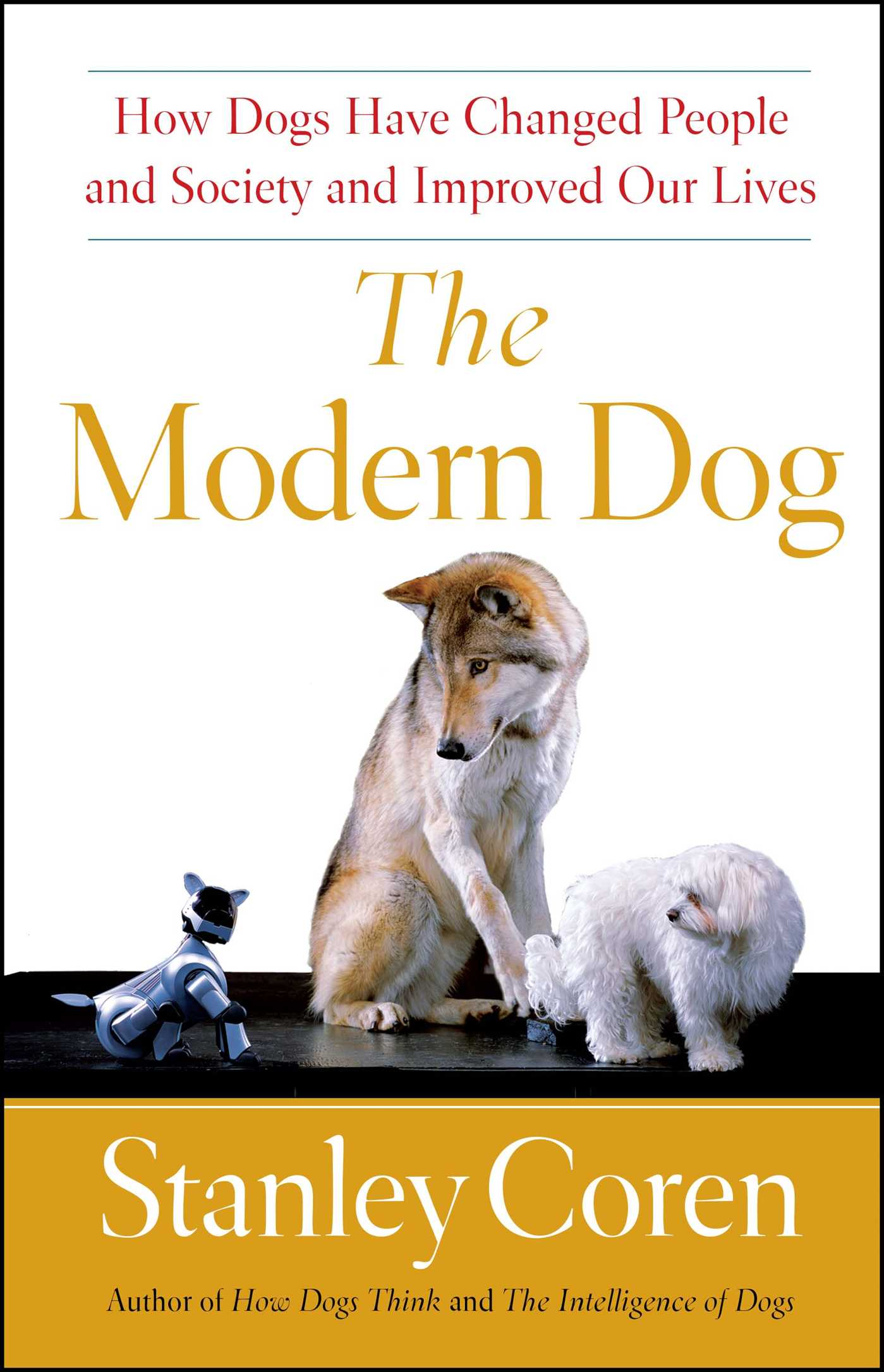 The modern dog 9781439152881 hr