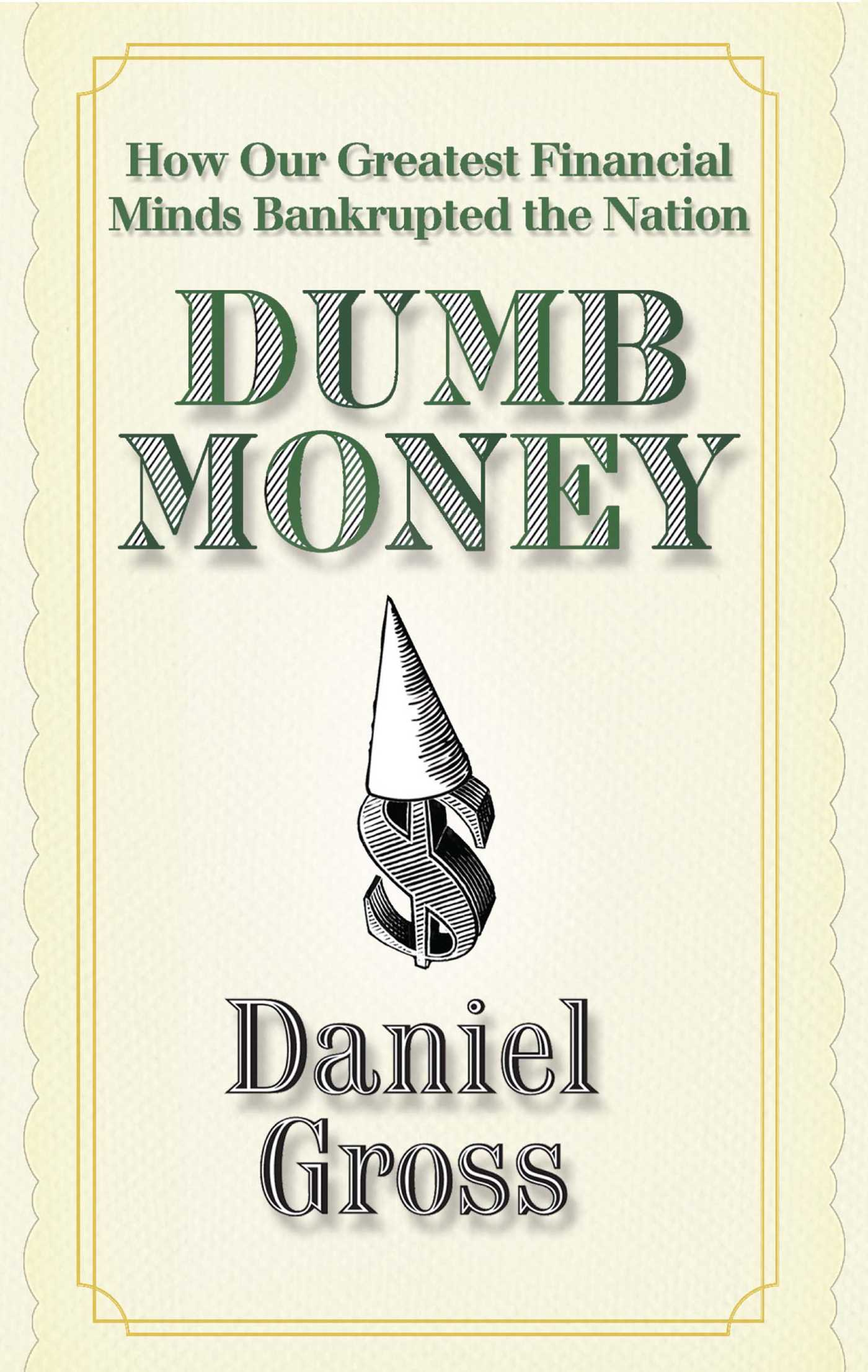 Dumb money 9781439152898 hr