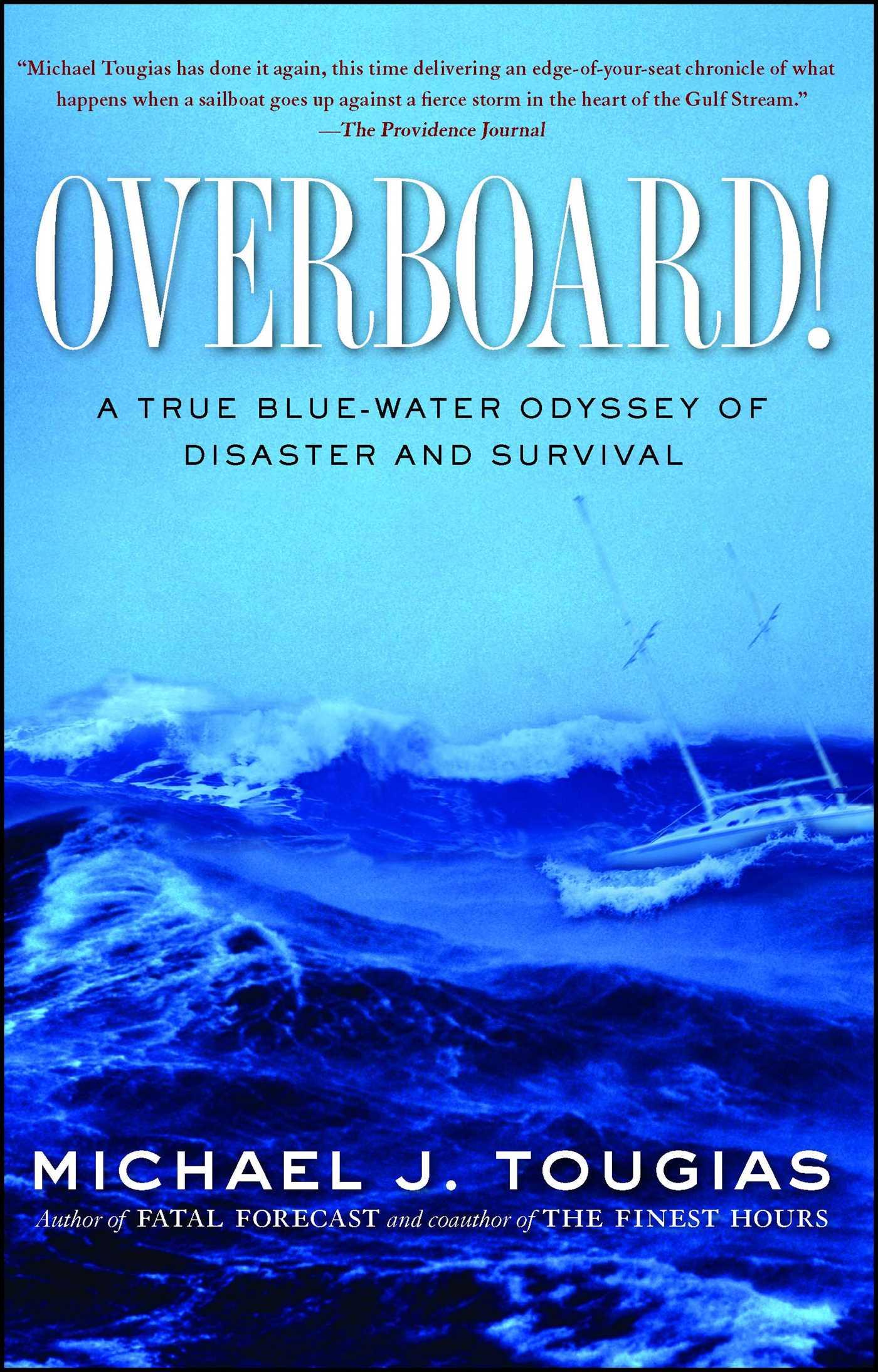 Overboard 9781439153628 hr