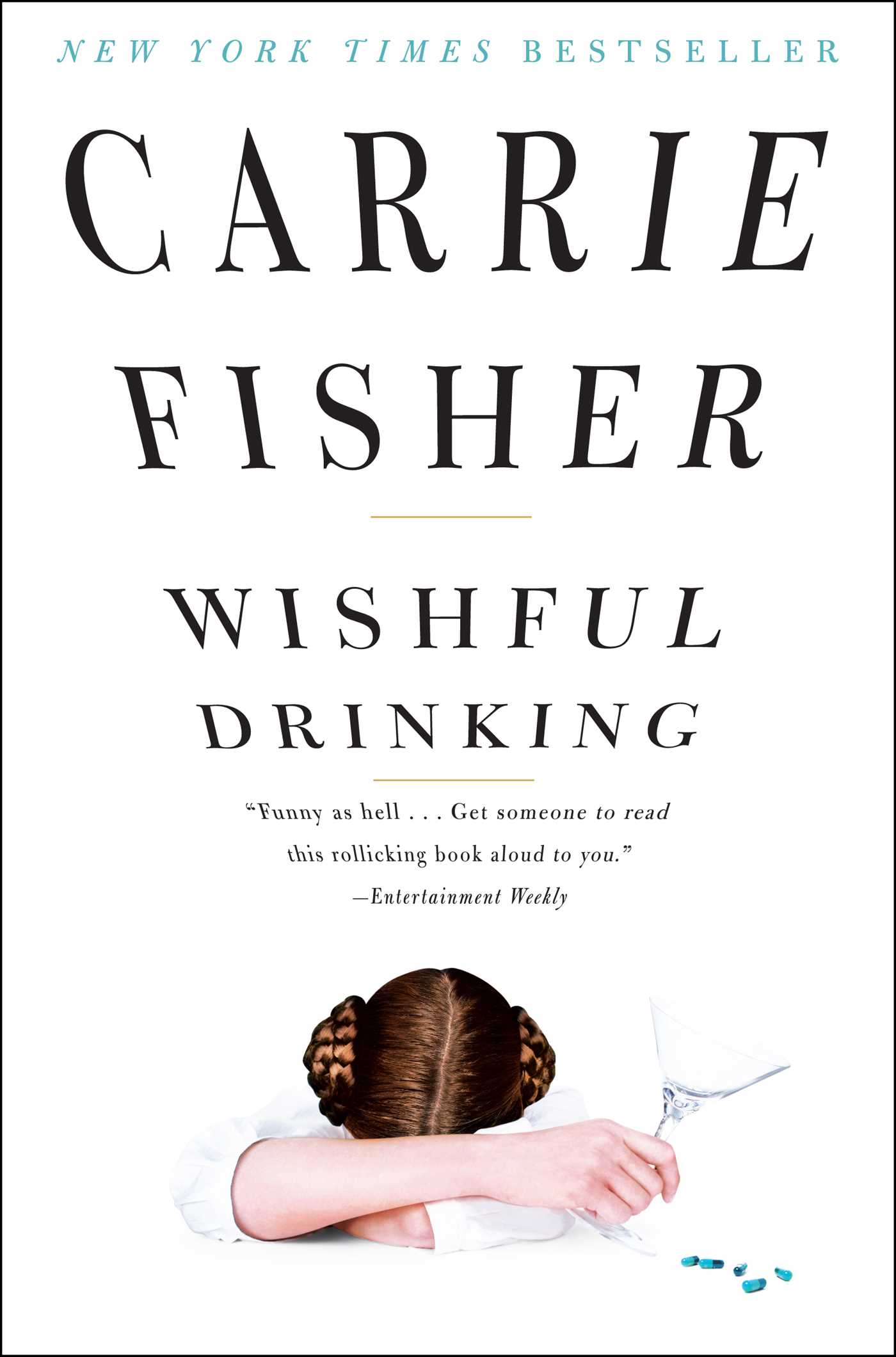 Wishful drinking 9781439153802 hr