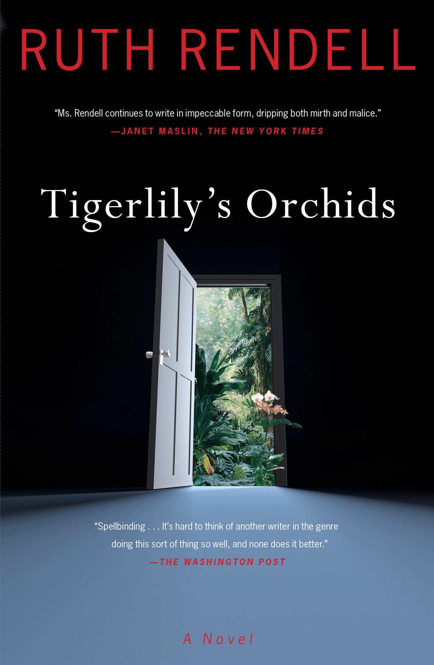 Tigerlilys orchids 9781439154380 hr