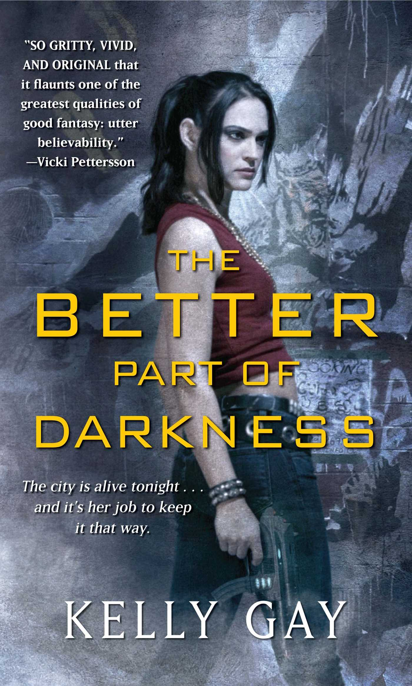 The better part of darkness 9781439155462 hr