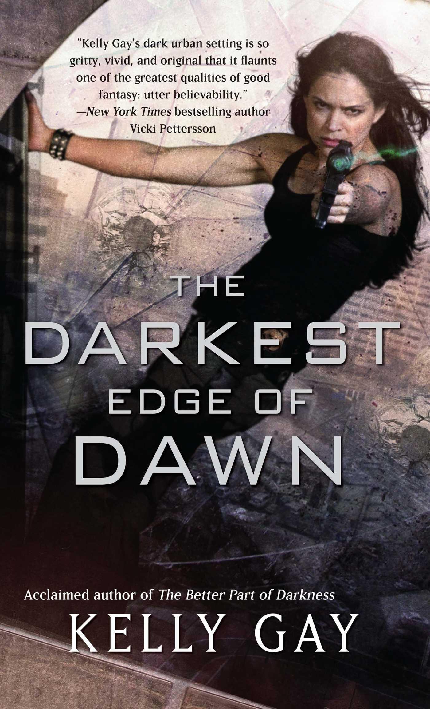 The darkest edge of dawn 9781439155479 hr