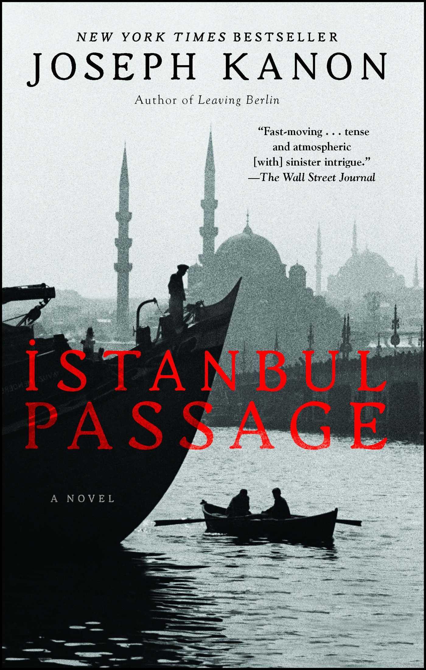 Istanbul passage 9781439156438 hr