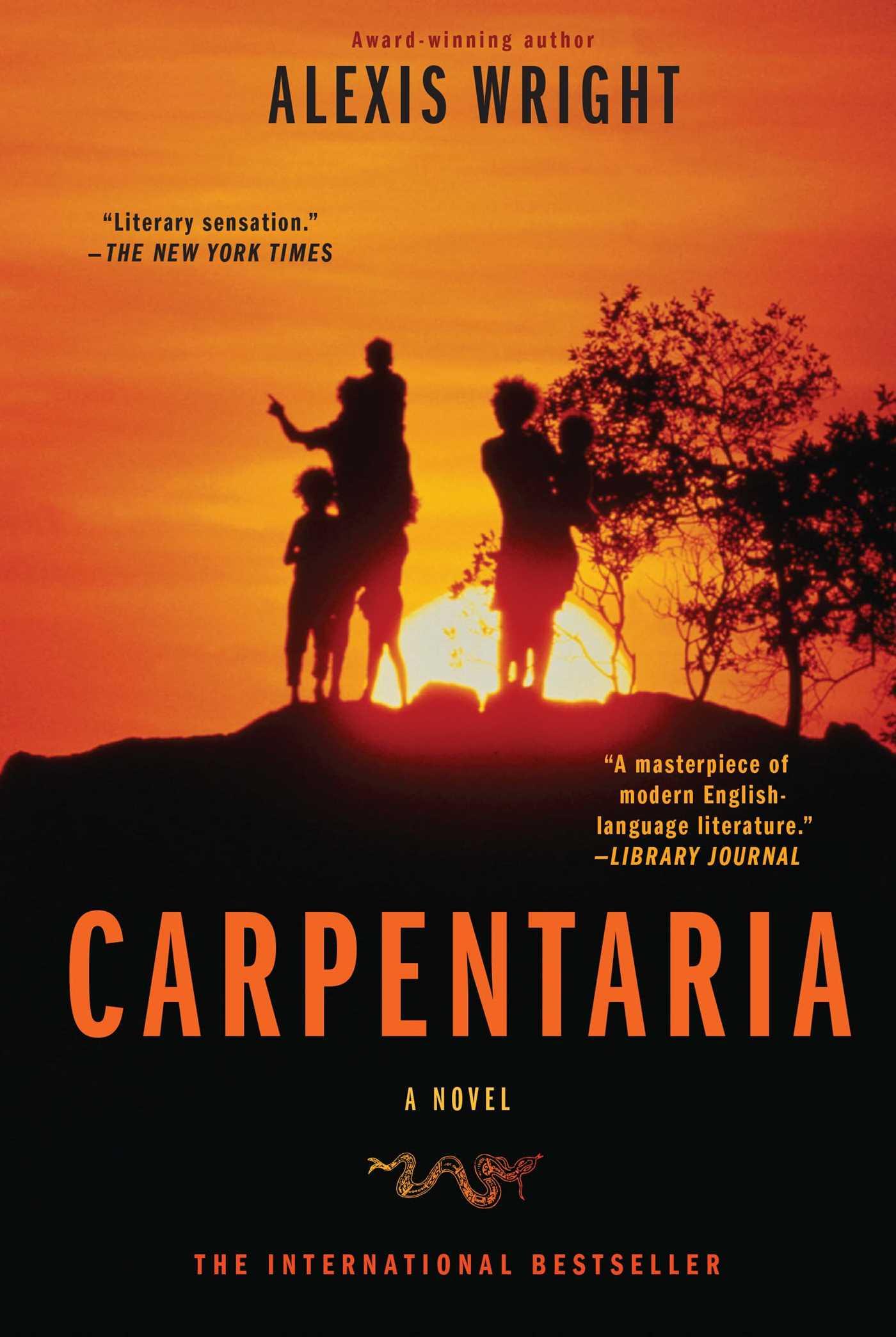 Carpentaria 9781439157848 hr