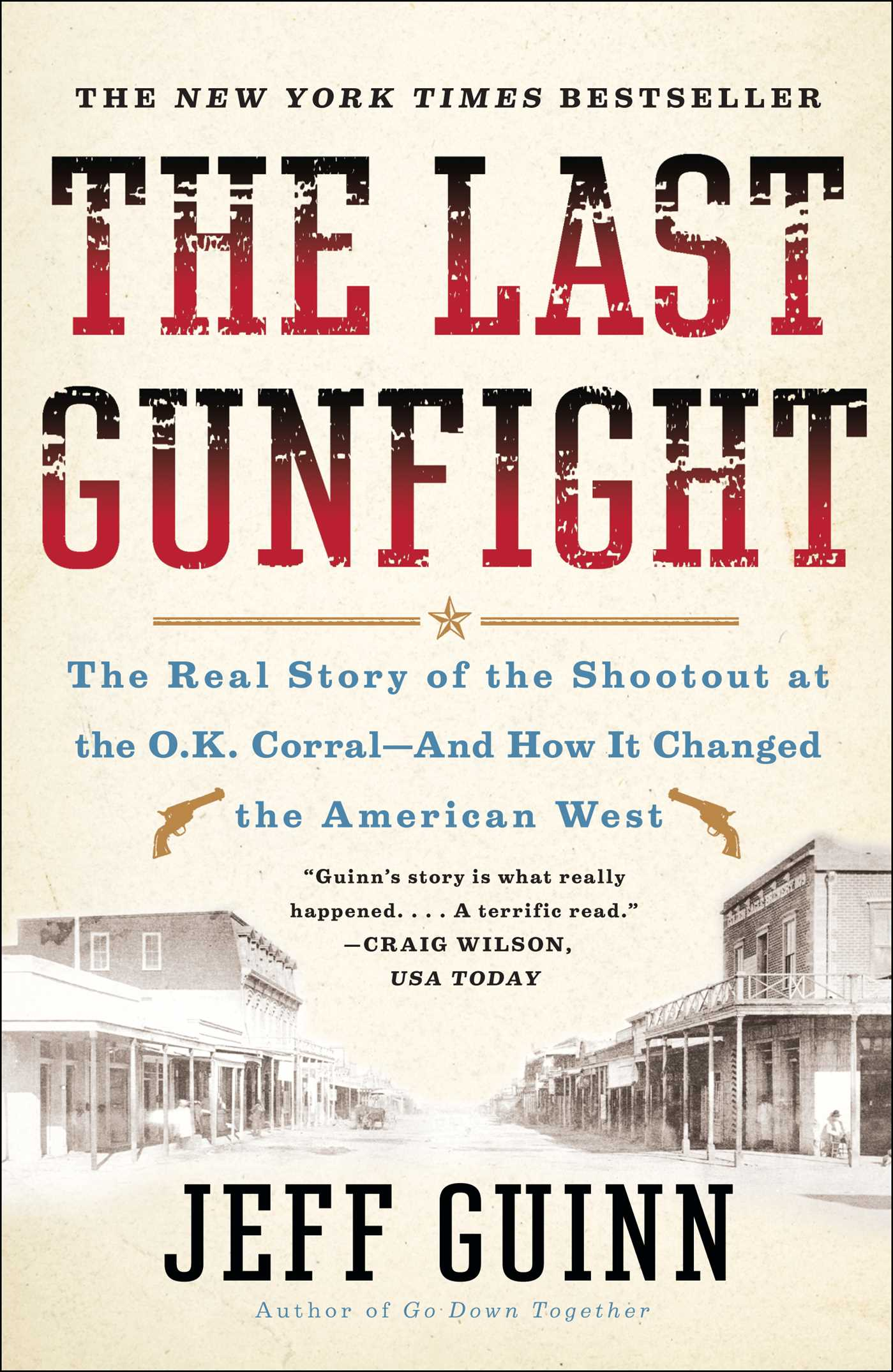 The last gunfight 9781439157855 hr