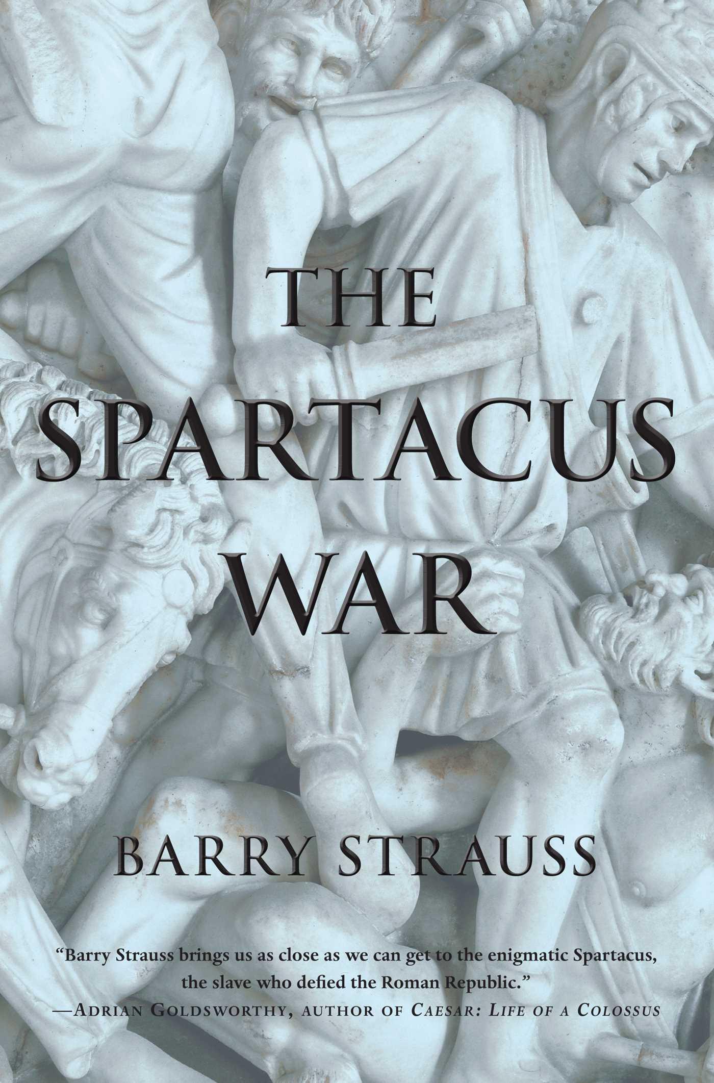 Spartacus war 9781439158395 hr