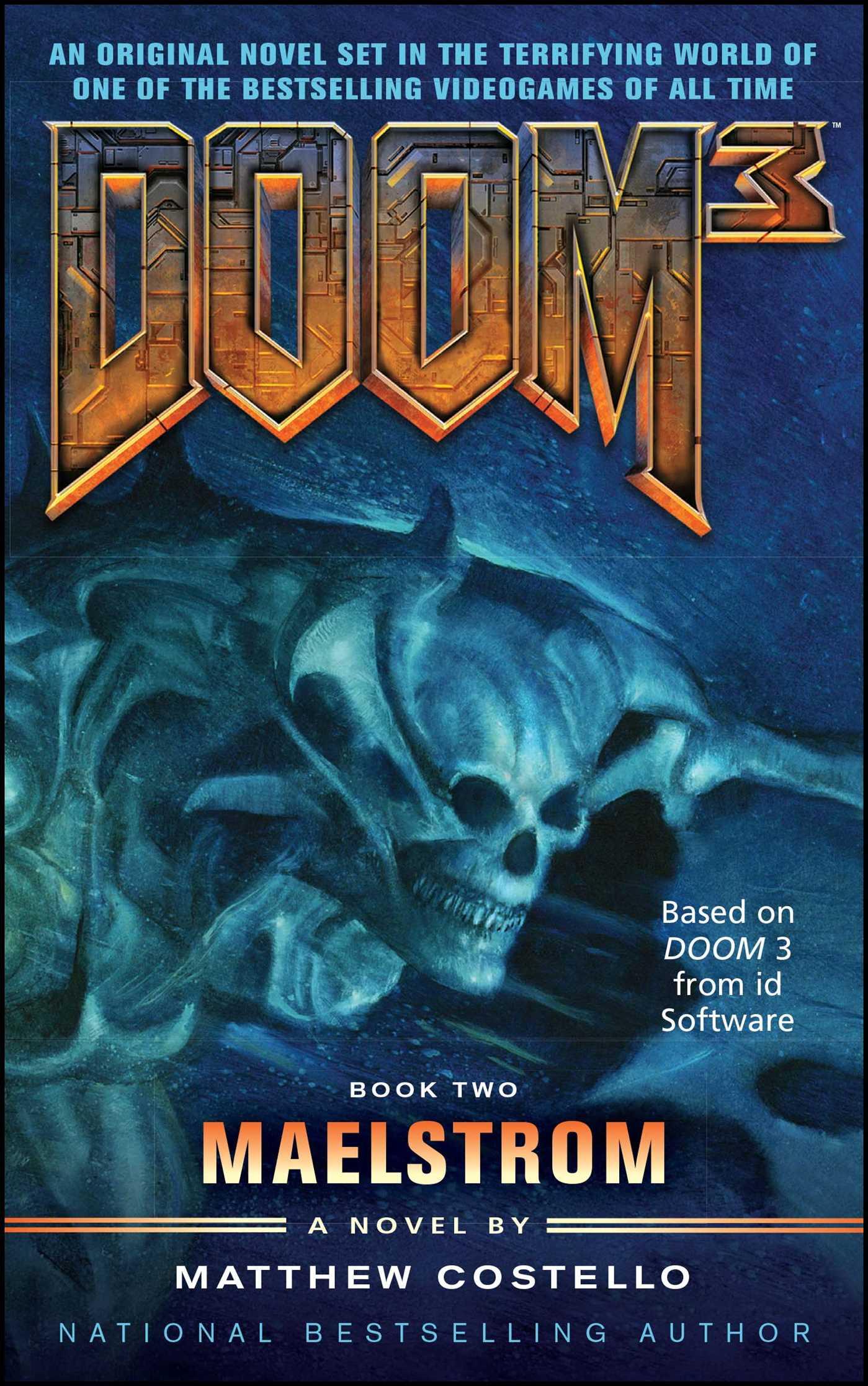 Doom 3 maelstrom 9781439158555 hr