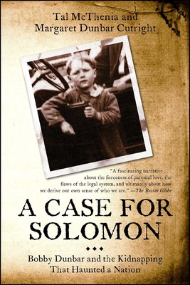 A Case for Solomon | Book by Tal McThenia, Margaret Dunbar Cutright
