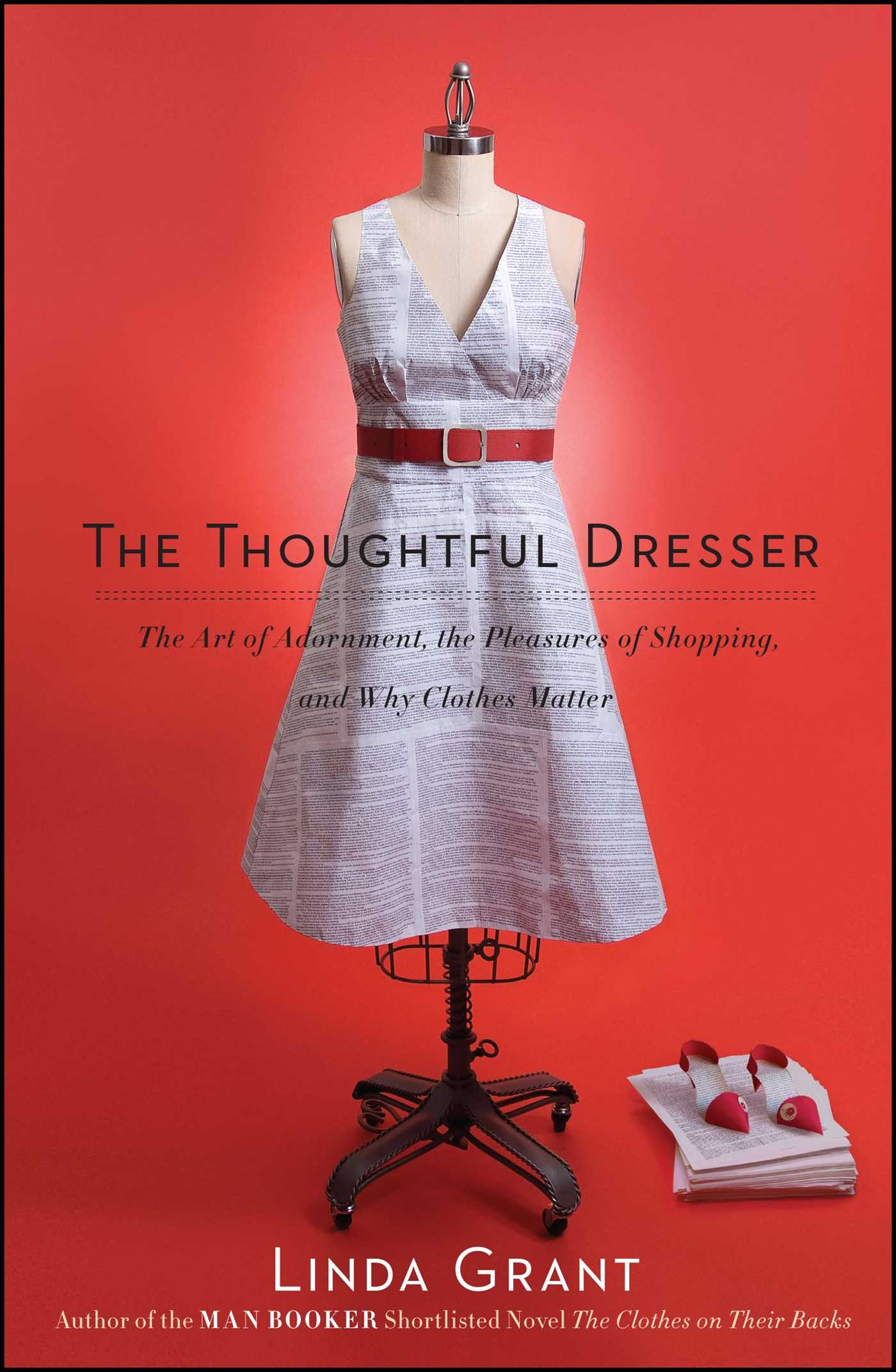 The Thoughtful Dresser | Book by Linda Grant | Official