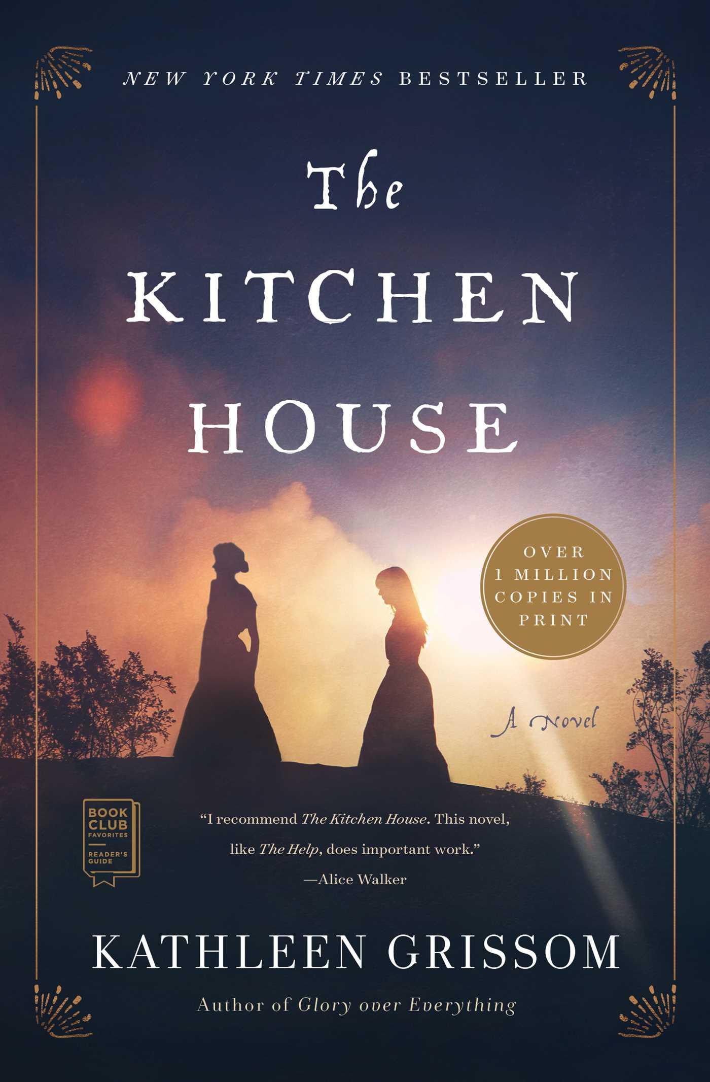 The kitchen house 9781439160121 hr