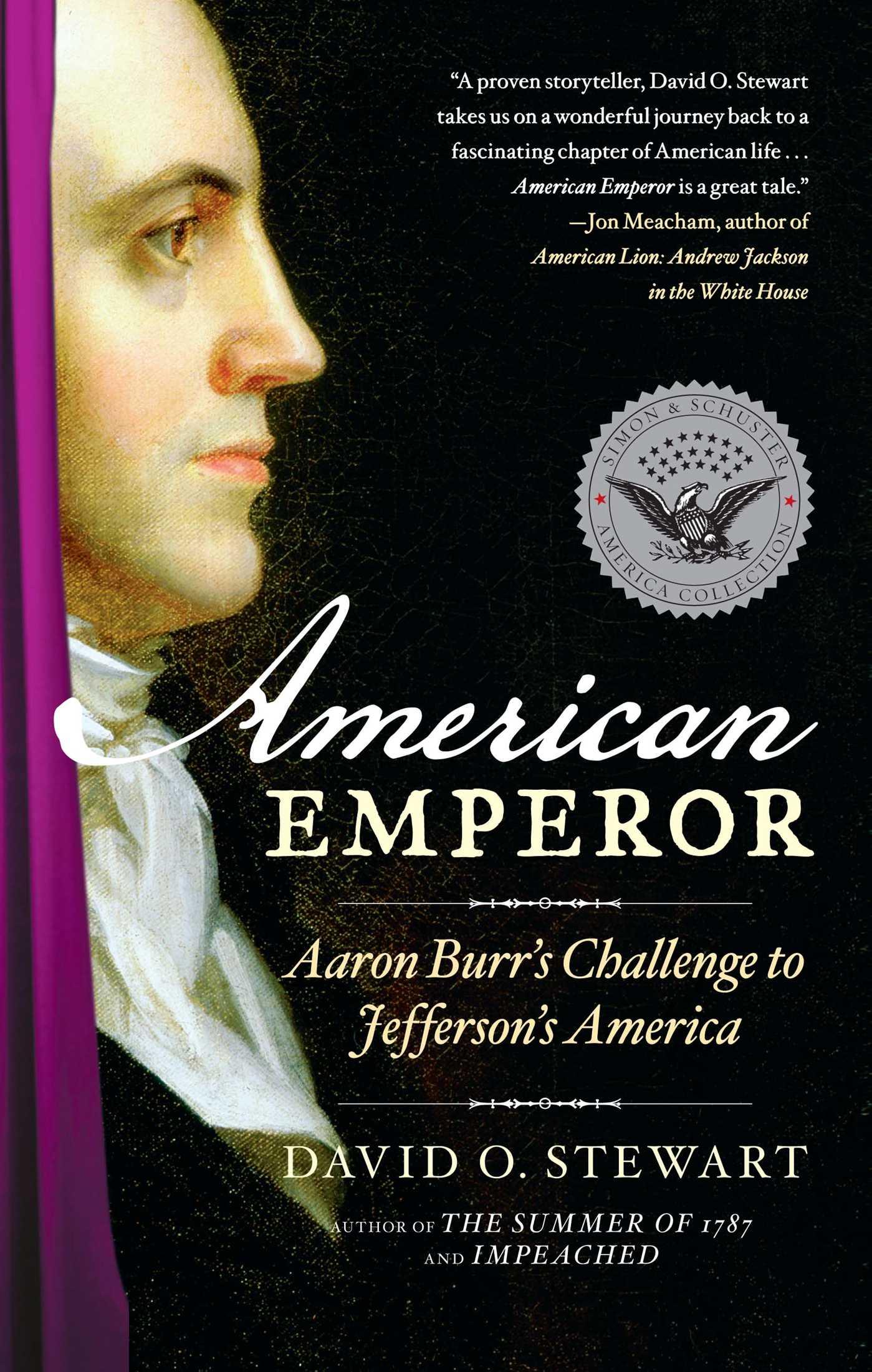 American emperor 9781439160329 hr