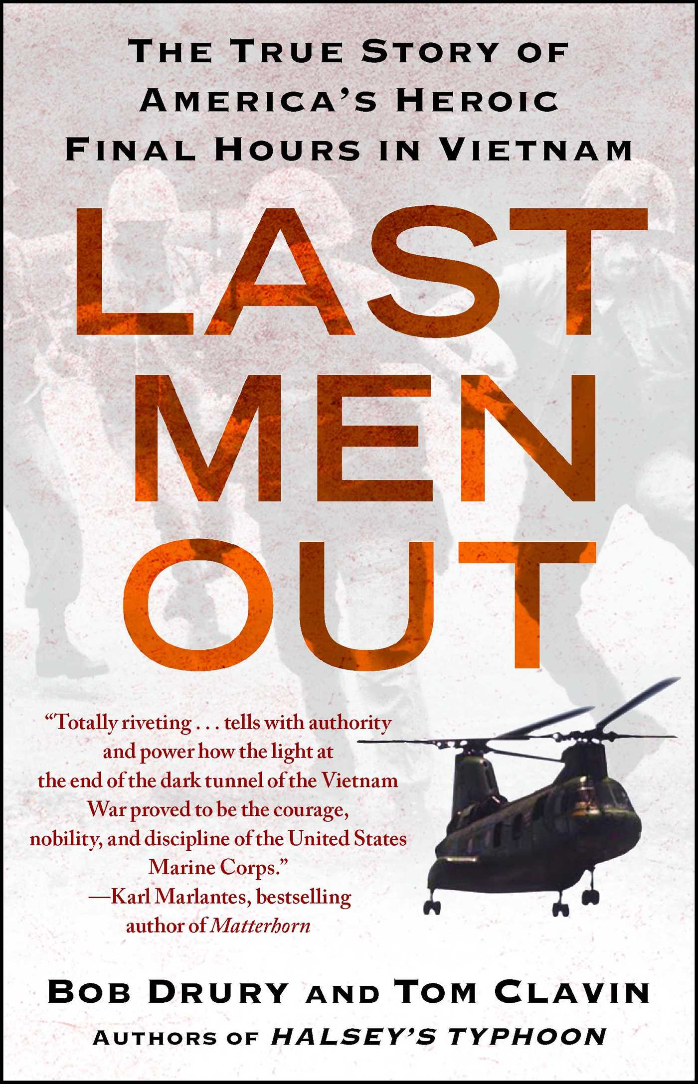 Last men out 9781439161029 hr