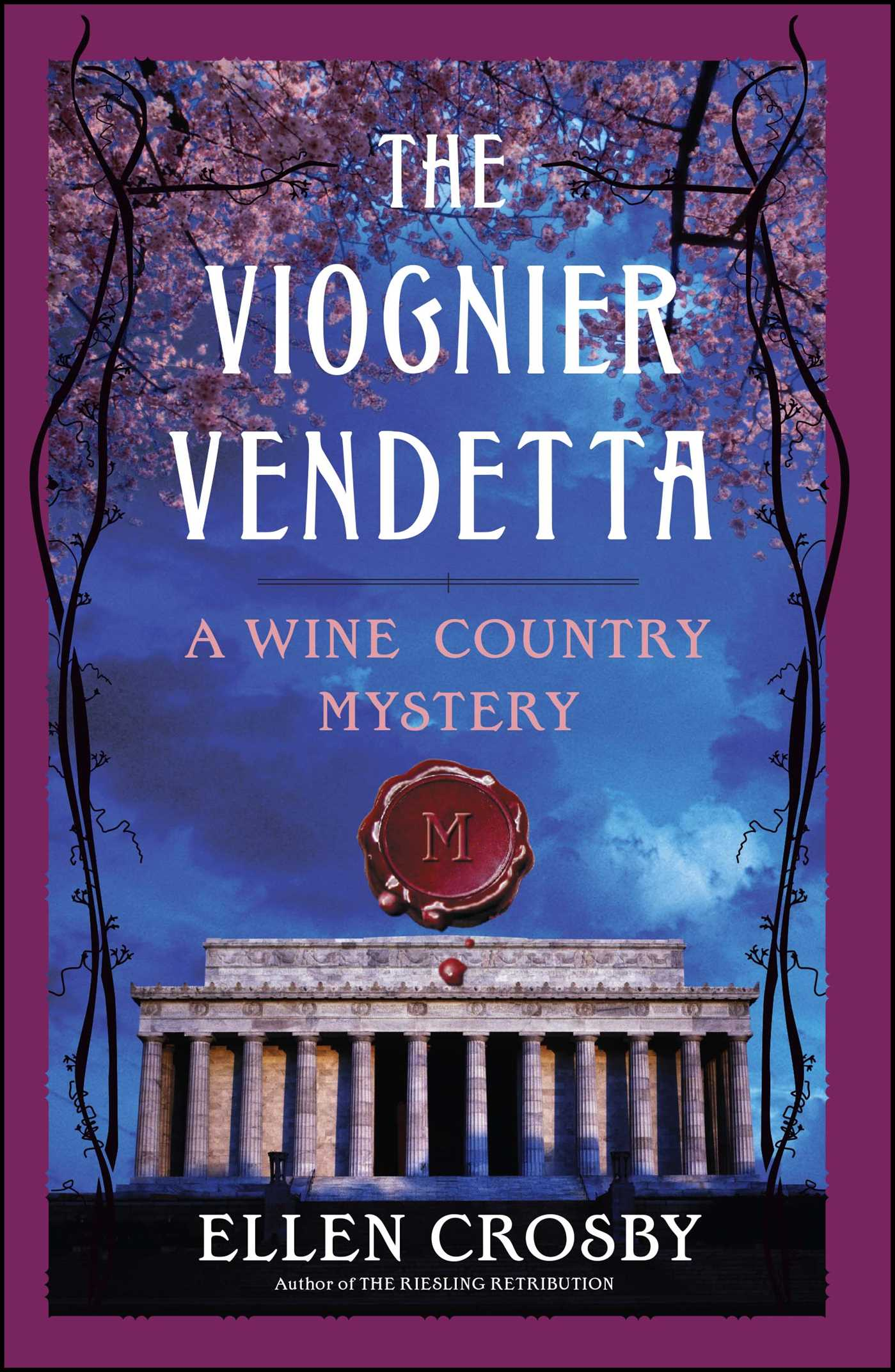 The viognier vendetta 9781439163870 hr