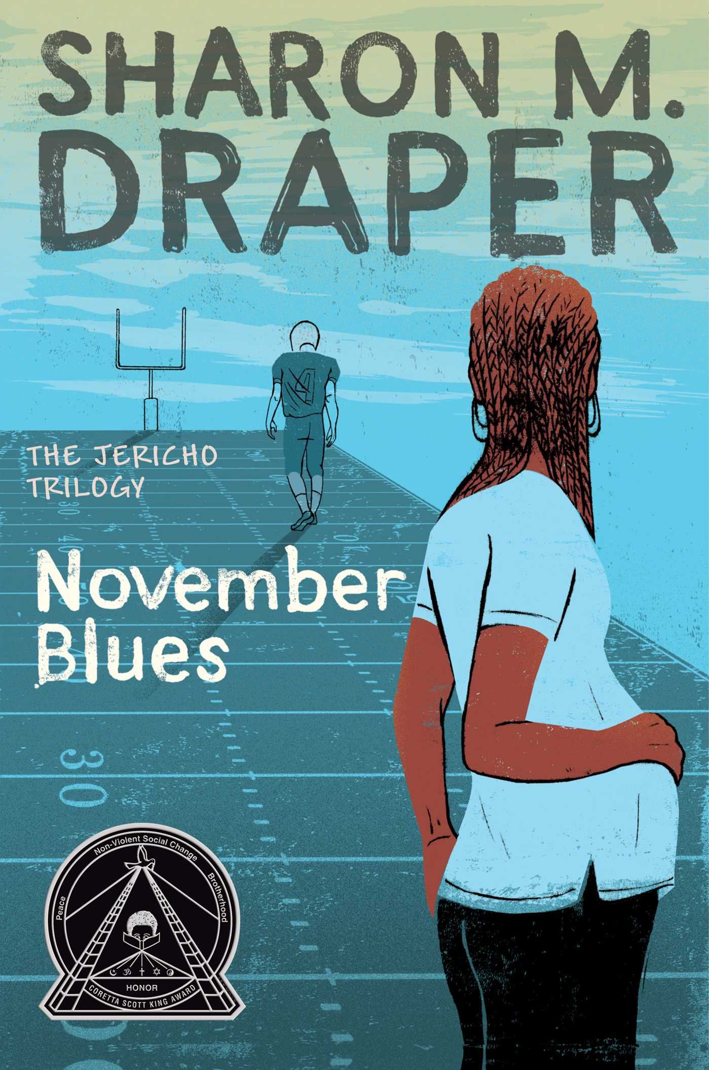 November blues 9781439164358 hr
