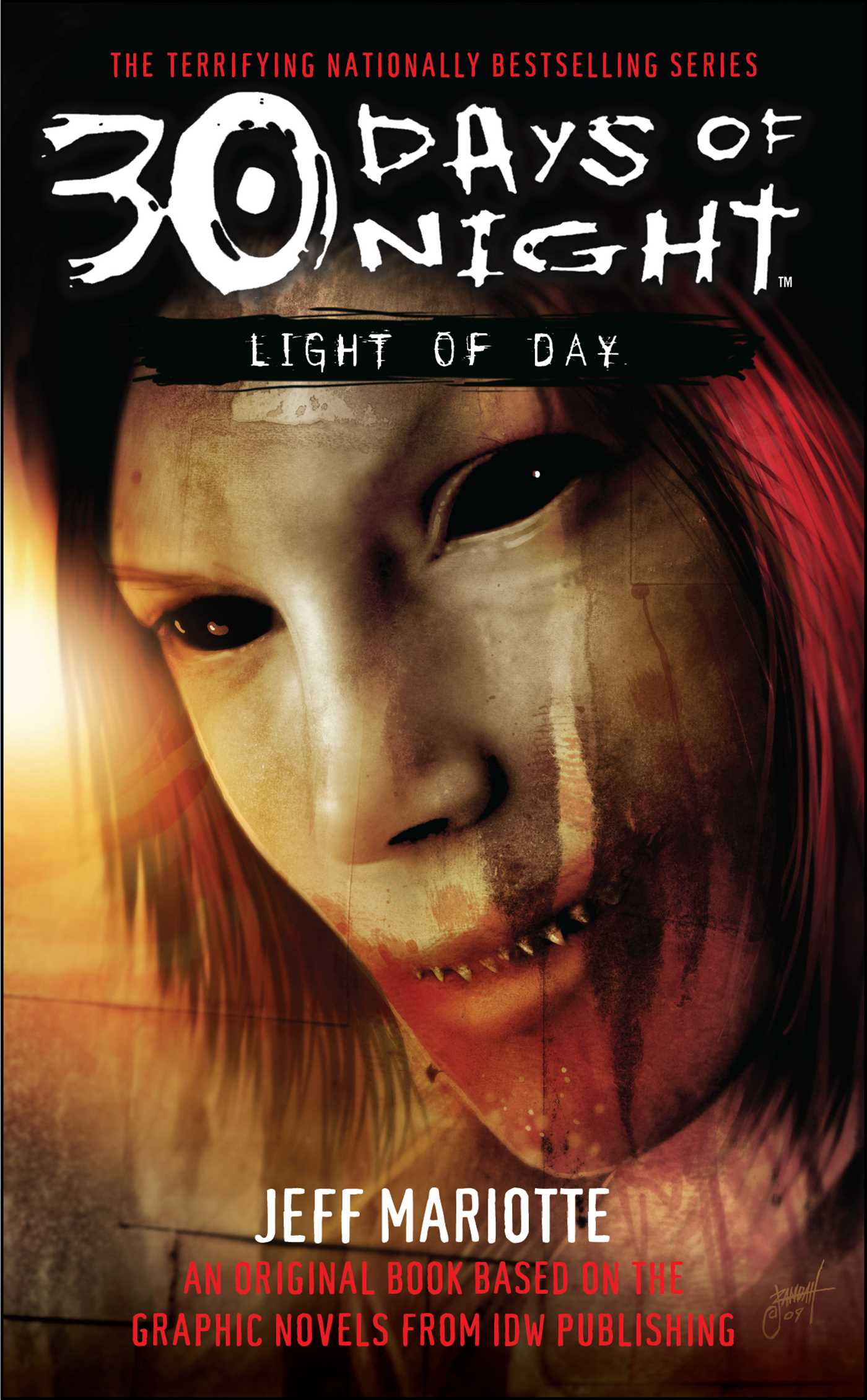 30 Days of Night: Light of Day eBook by Jeff Mariotte ...